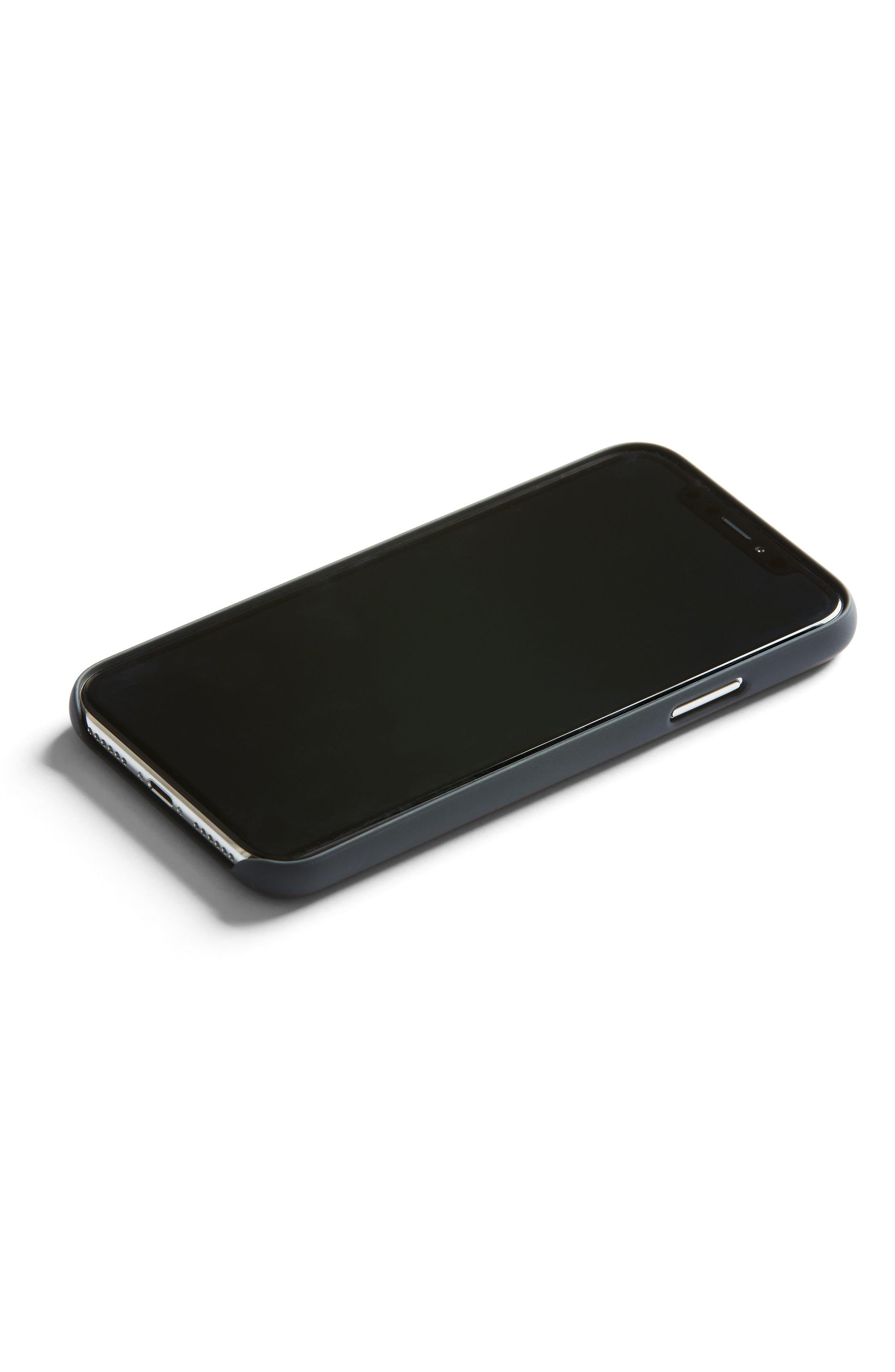 Single Card iPhone X Case,                             Alternate thumbnail 10, color,