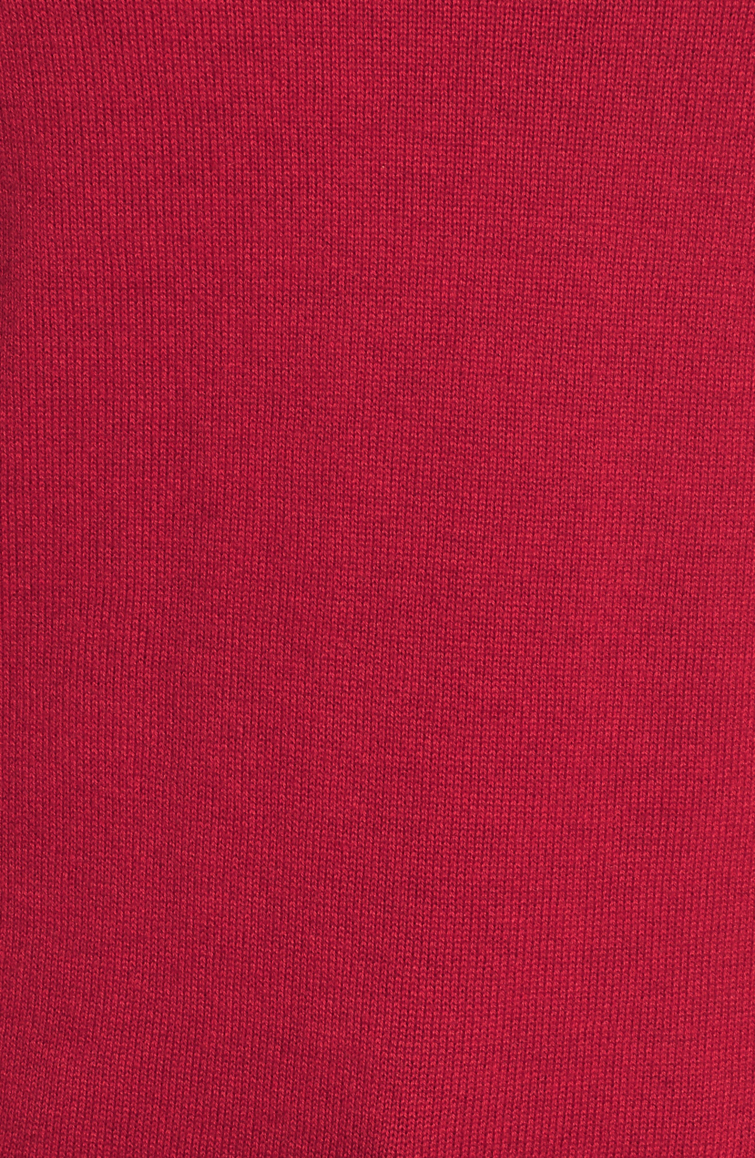 Bell Sleeve Choker Neck Sweater,                             Alternate thumbnail 25, color,
