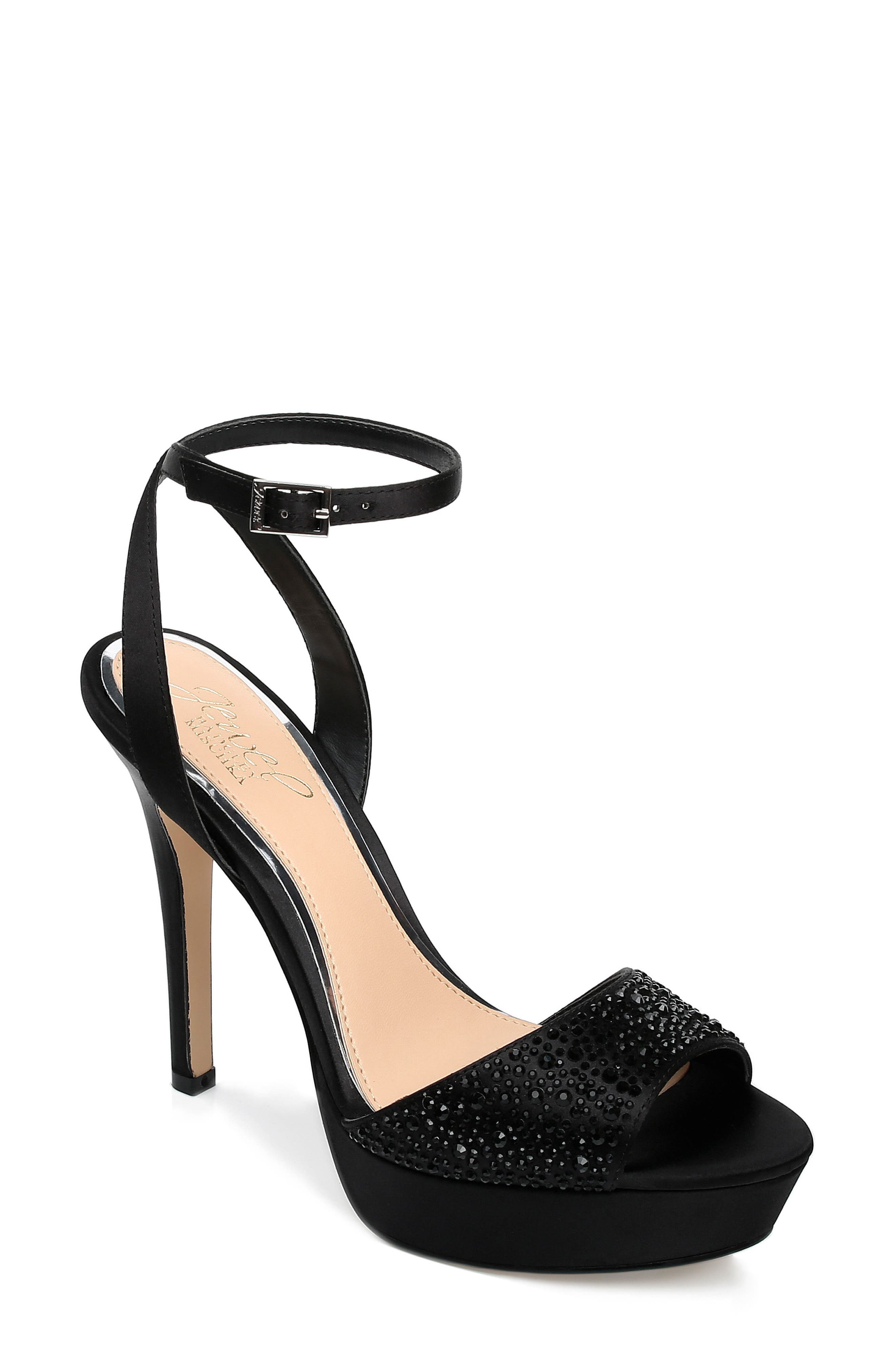 Jewel Badgley Mischka Milena Platform Sandal
