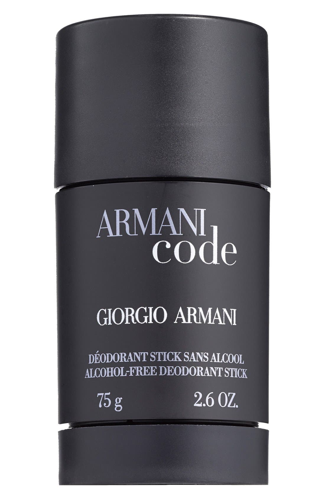 Armani Code Deodorant,                             Main thumbnail 1, color,                             NO COLOR