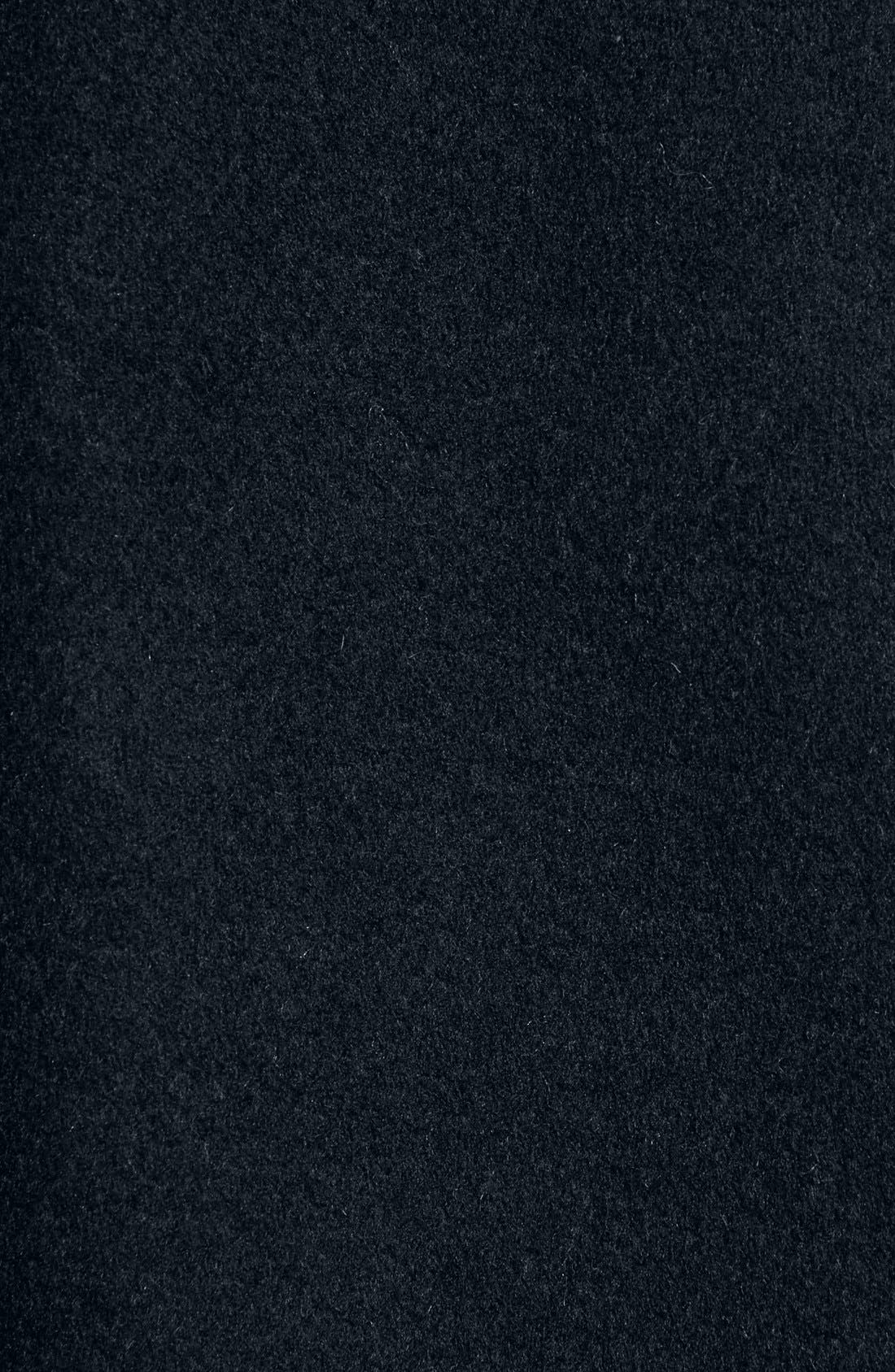 Wool Blend Long Military Coat,                             Alternate thumbnail 27, color,