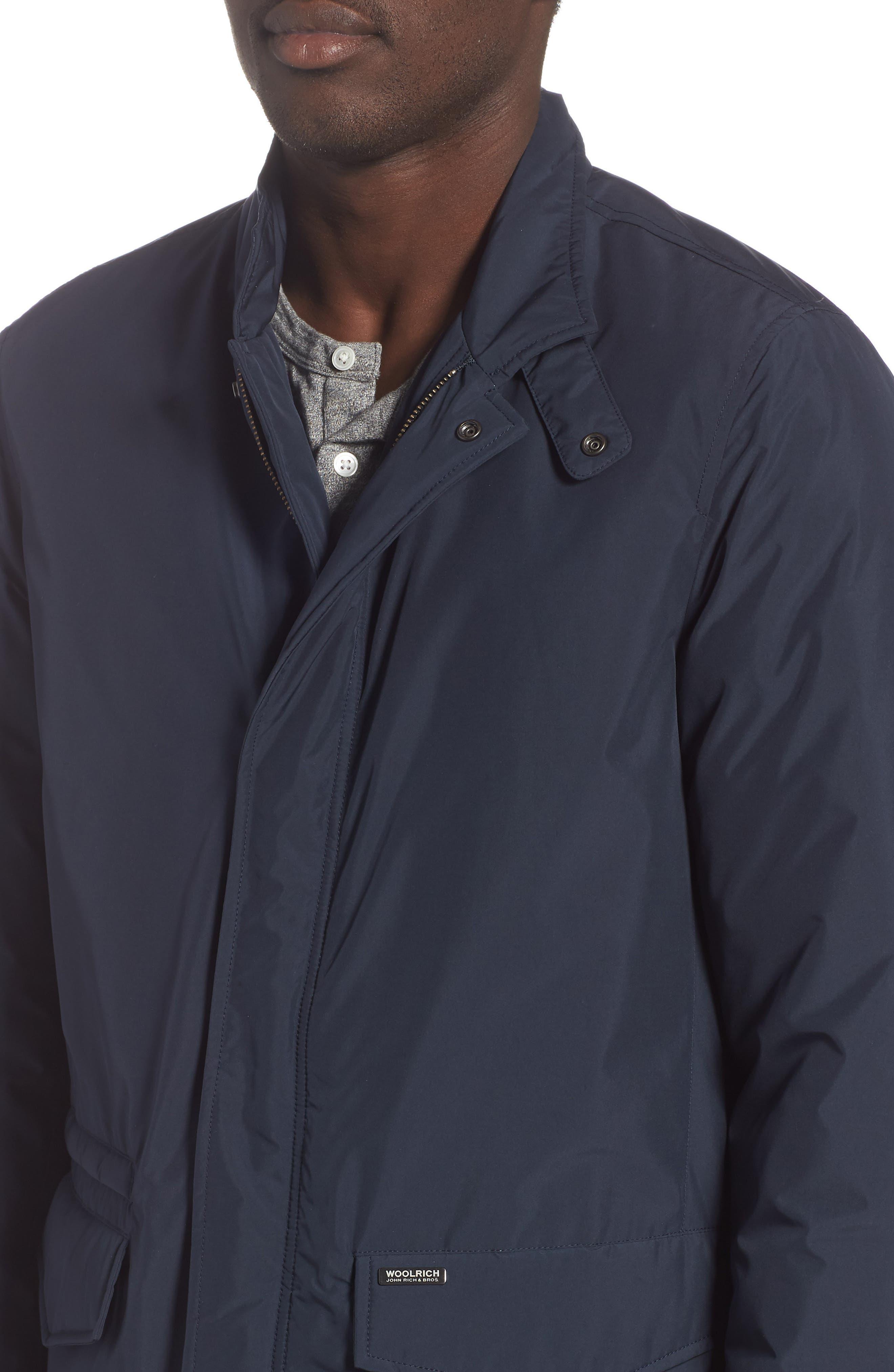 City Down Jacket,                             Alternate thumbnail 4, color,                             MELTON BLUE