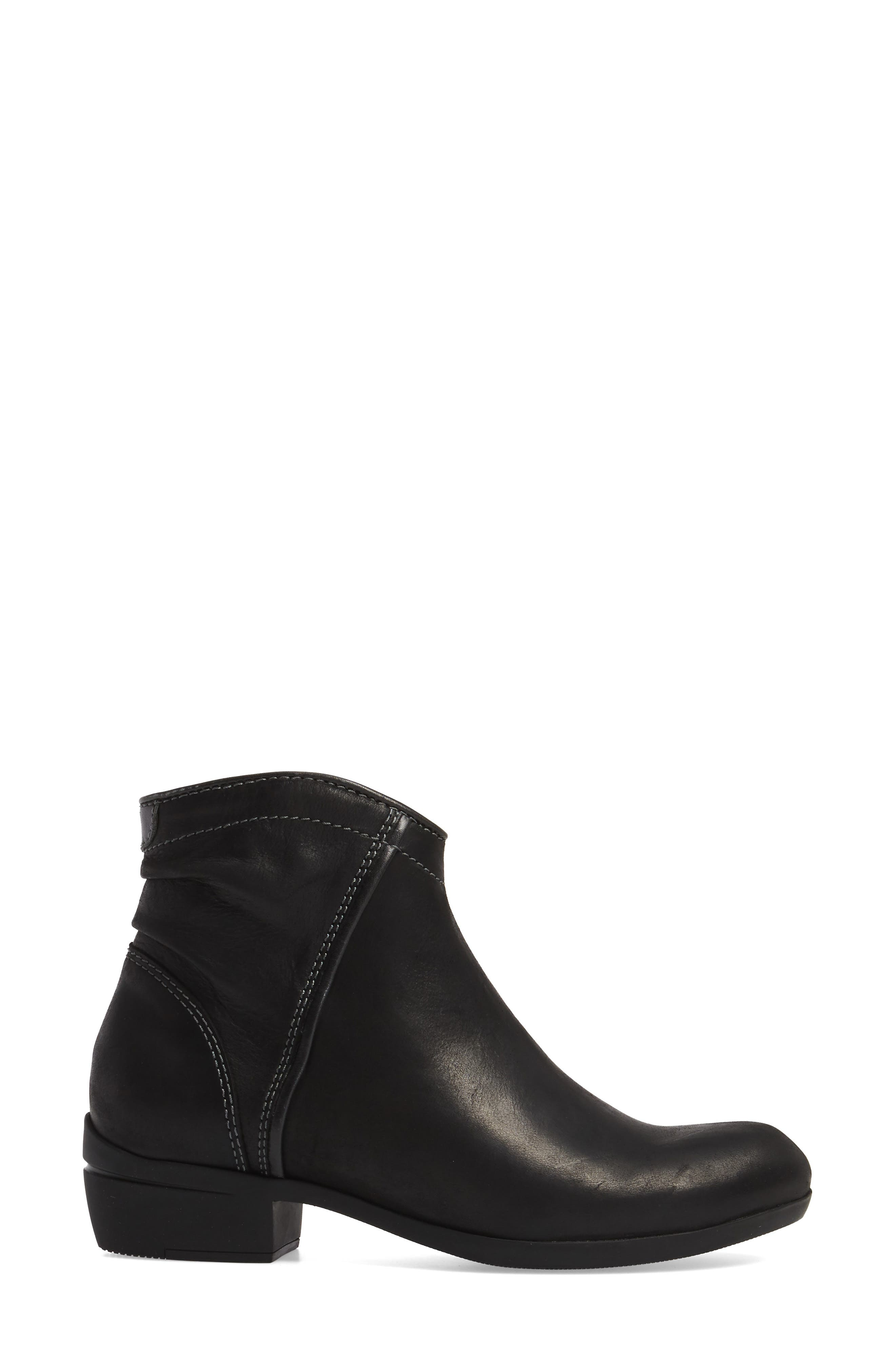 Winchester Bootie,                             Alternate thumbnail 3, color,                             001