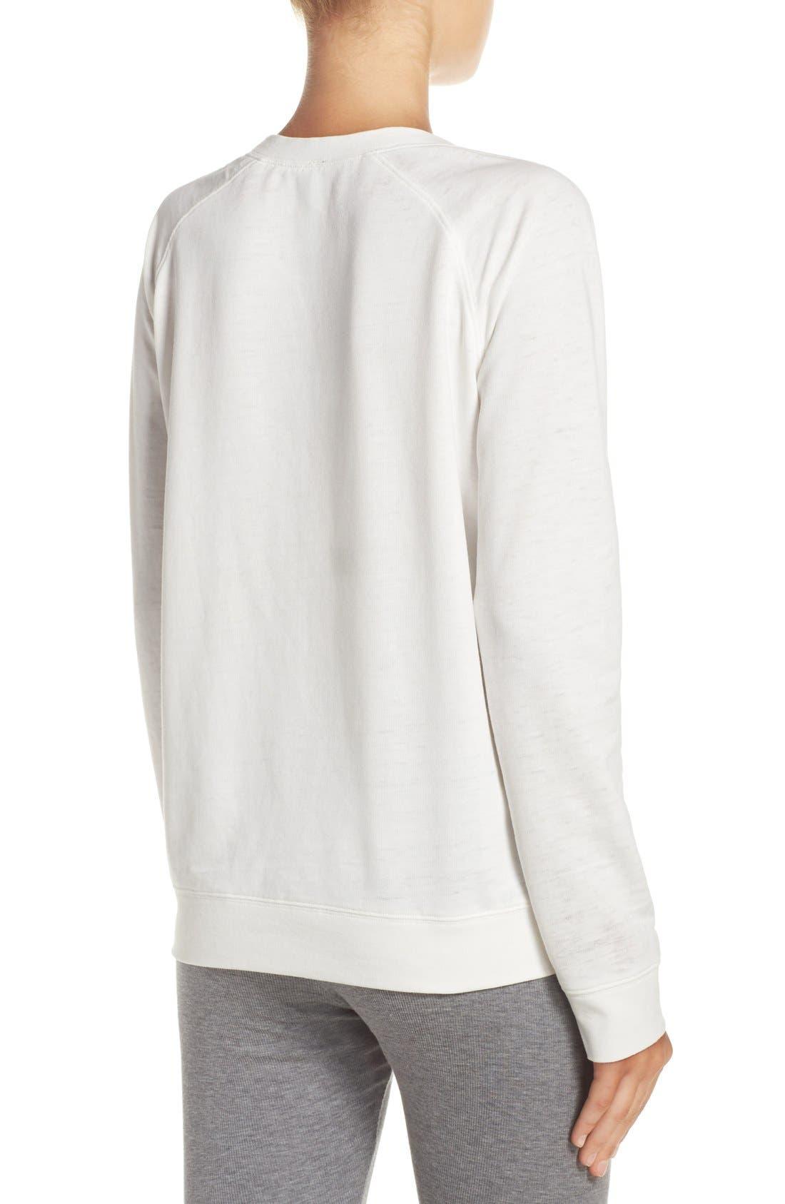 Burnout Lounge Sweatshirt,                             Alternate thumbnail 213, color,