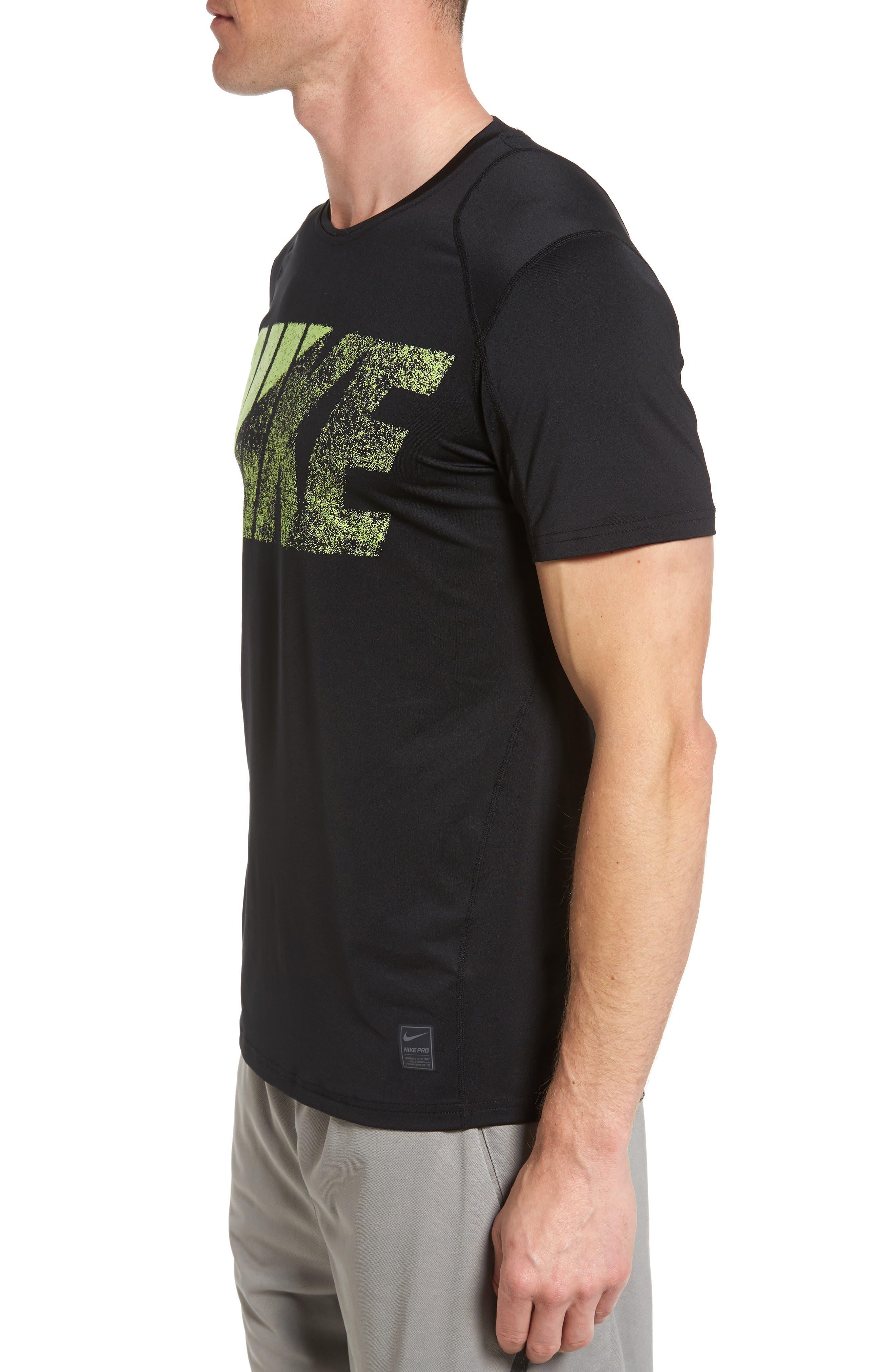 Dry Grind T-Shirt,                             Alternate thumbnail 3, color,                             010
