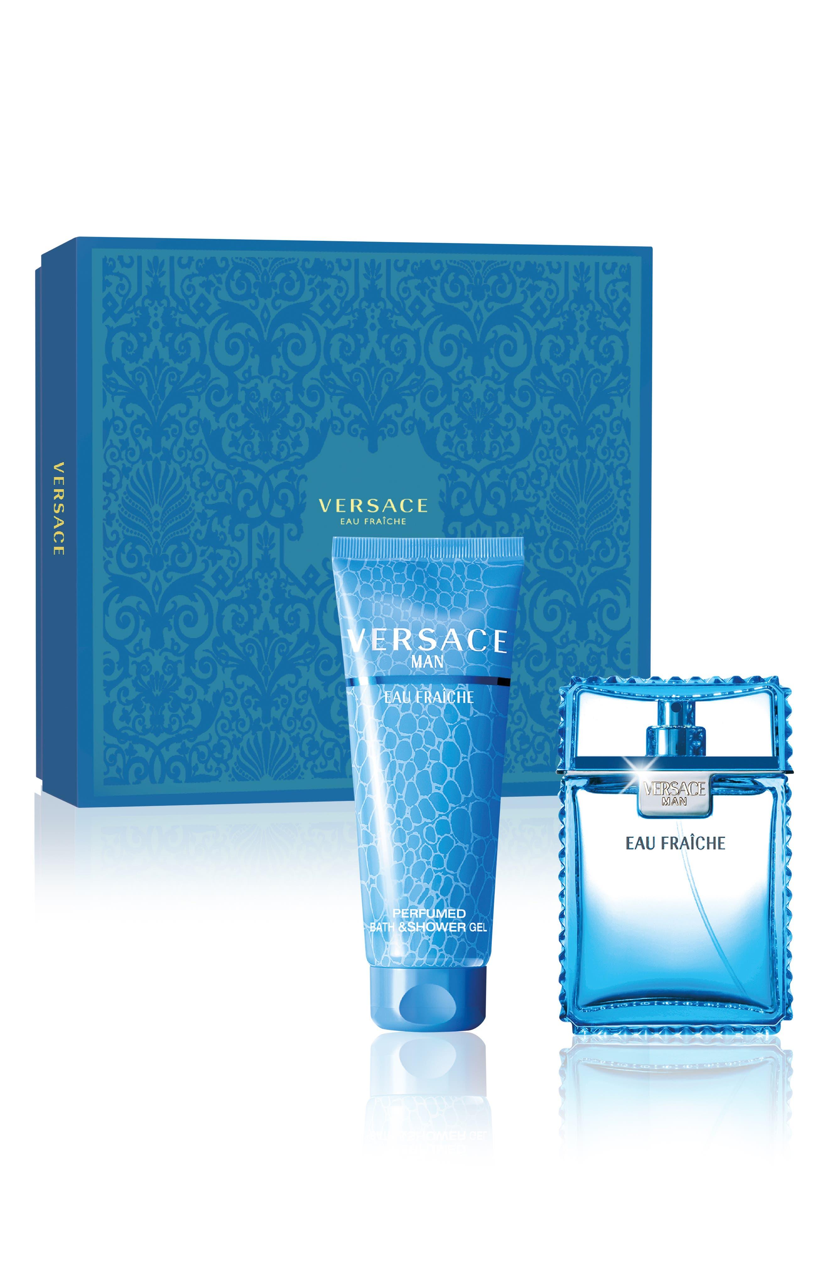 Versace Man Eau Fraiche Set ($104 Value)