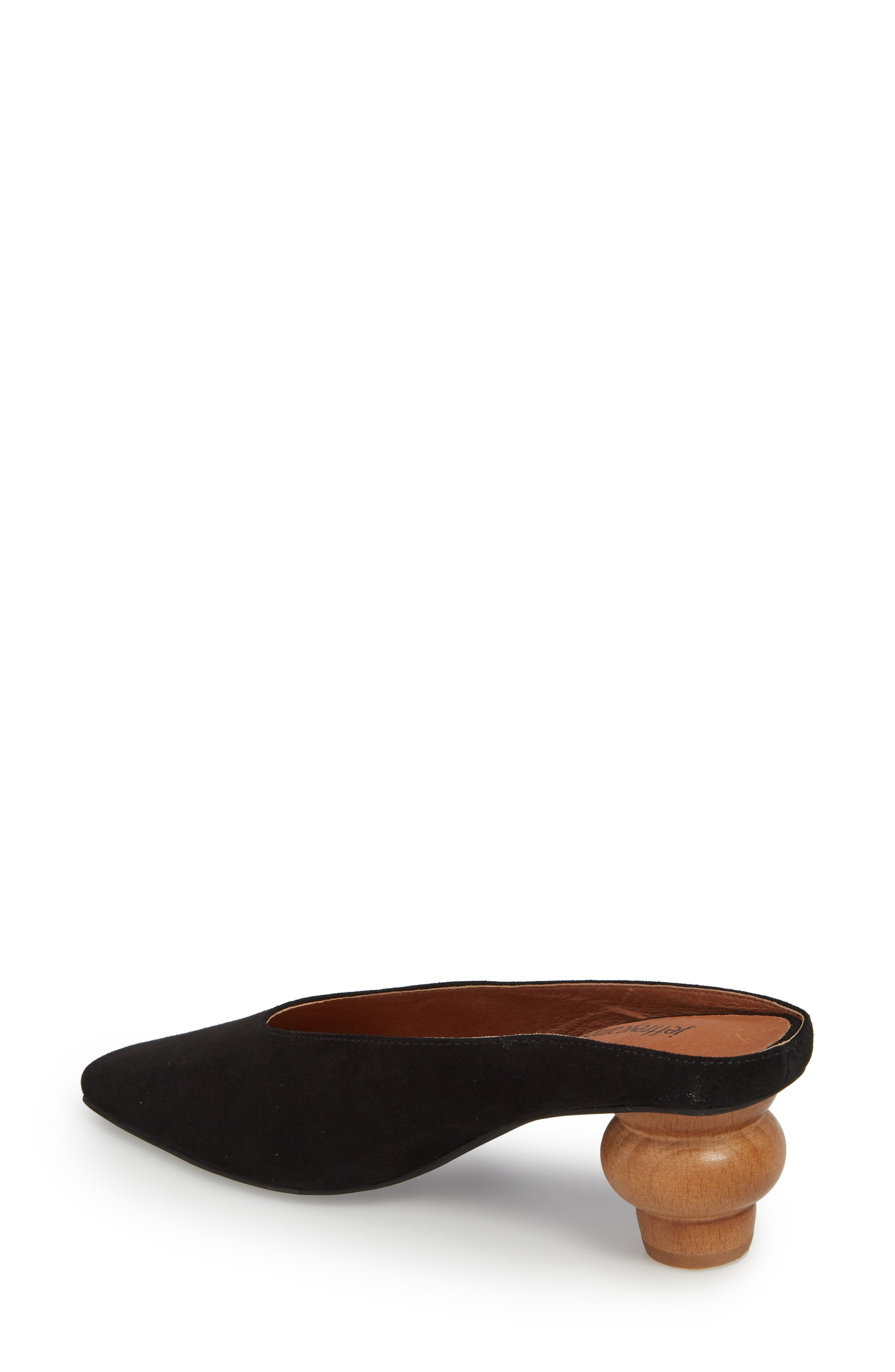 JEFFREY CAMPBELL,                             Cryptic Statement Heel Mule,                             Alternate thumbnail 2, color,                             005