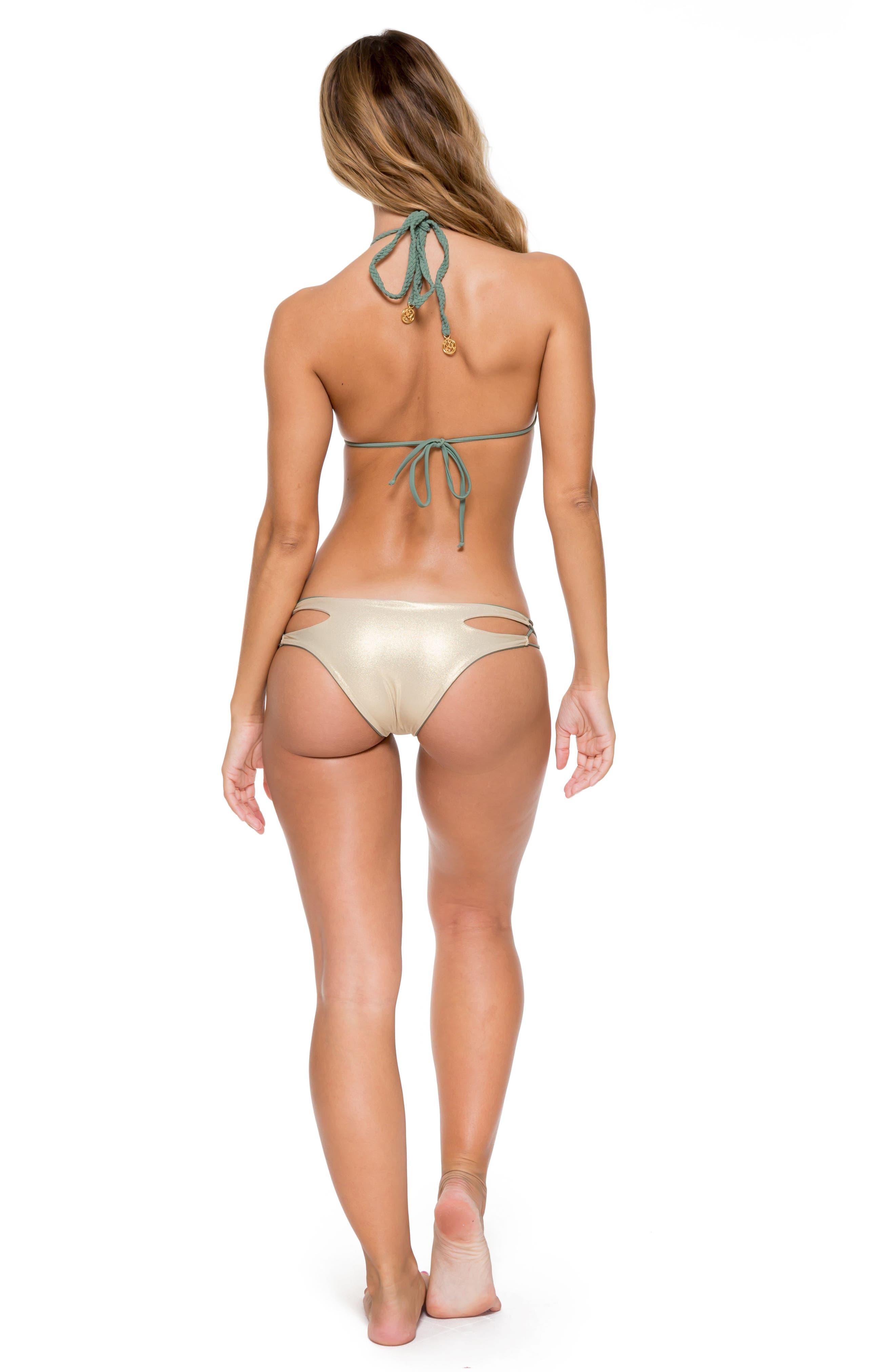 Reversible Triangle Bikini Top,                             Alternate thumbnail 33, color,