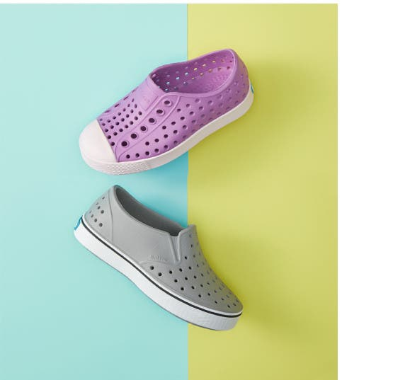 Toddler Shoe Size Conversions (2-4 years)