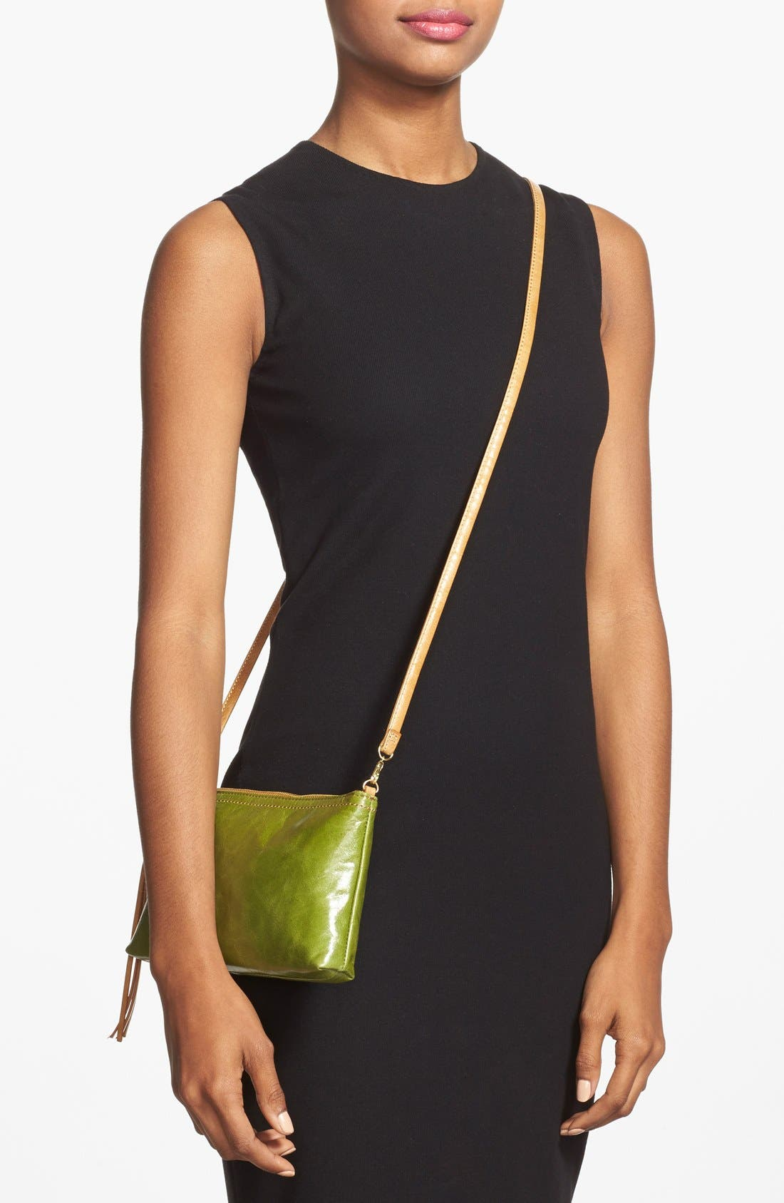 'Darcy' Leather Crossbody Bag,                             Alternate thumbnail 83, color,