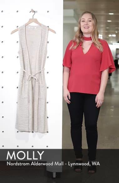 Achava Sweater Vest, sales video thumbnail