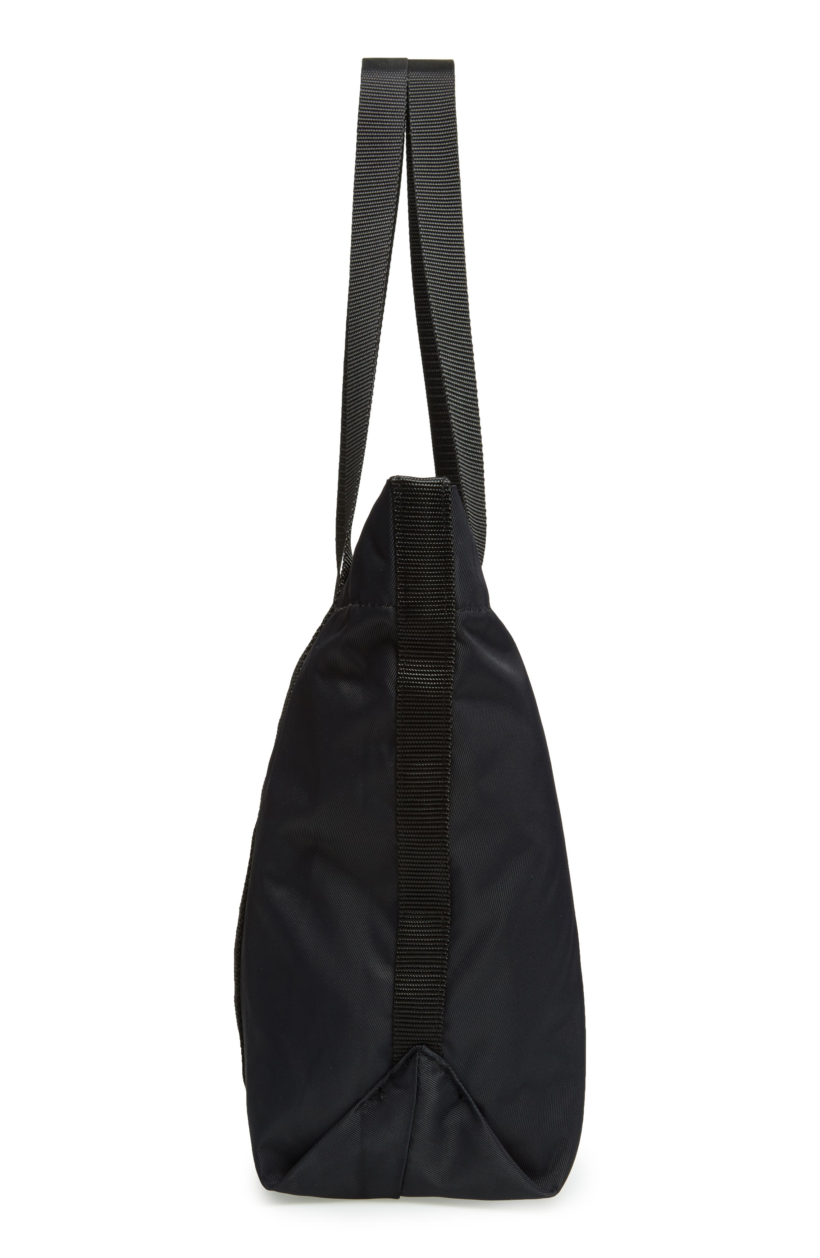 Original Nylon Tote,                             Alternate thumbnail 5, color,                             001