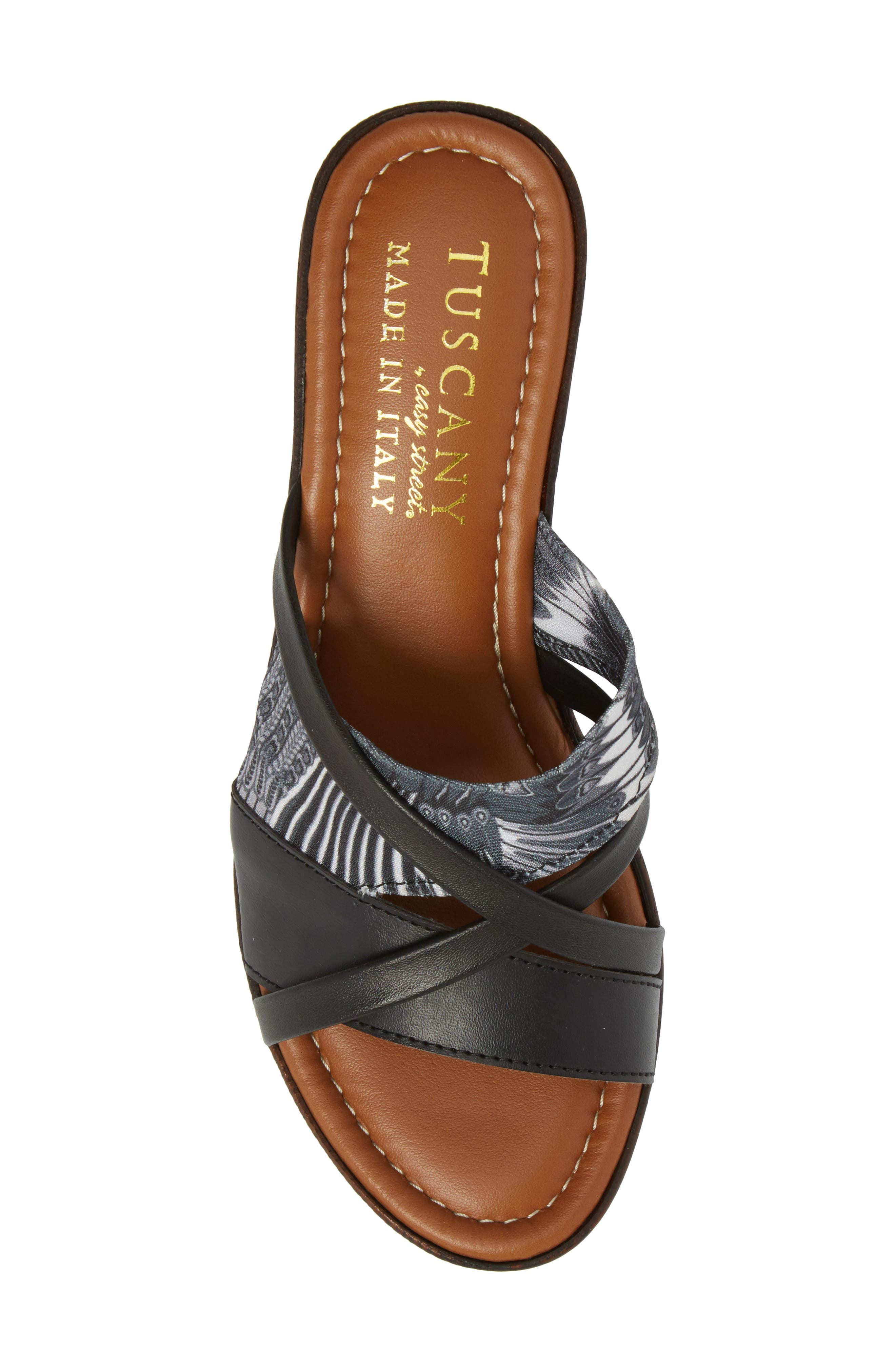 by East Street<sup>®</sup> Lucette Strappy Wedge Mule,                             Alternate thumbnail 21, color,
