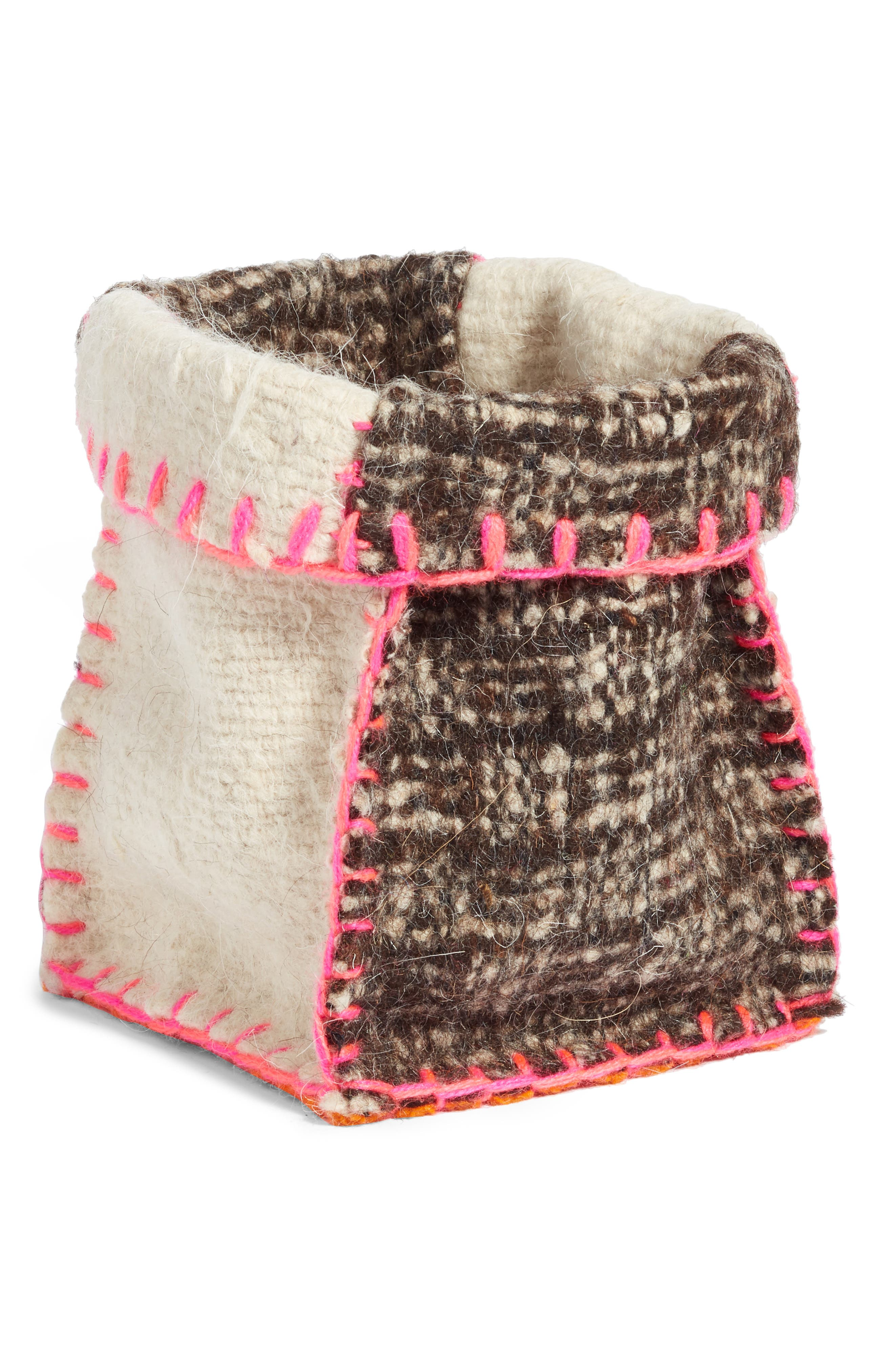 Woolly Pouch,                         Main,                         color, 960