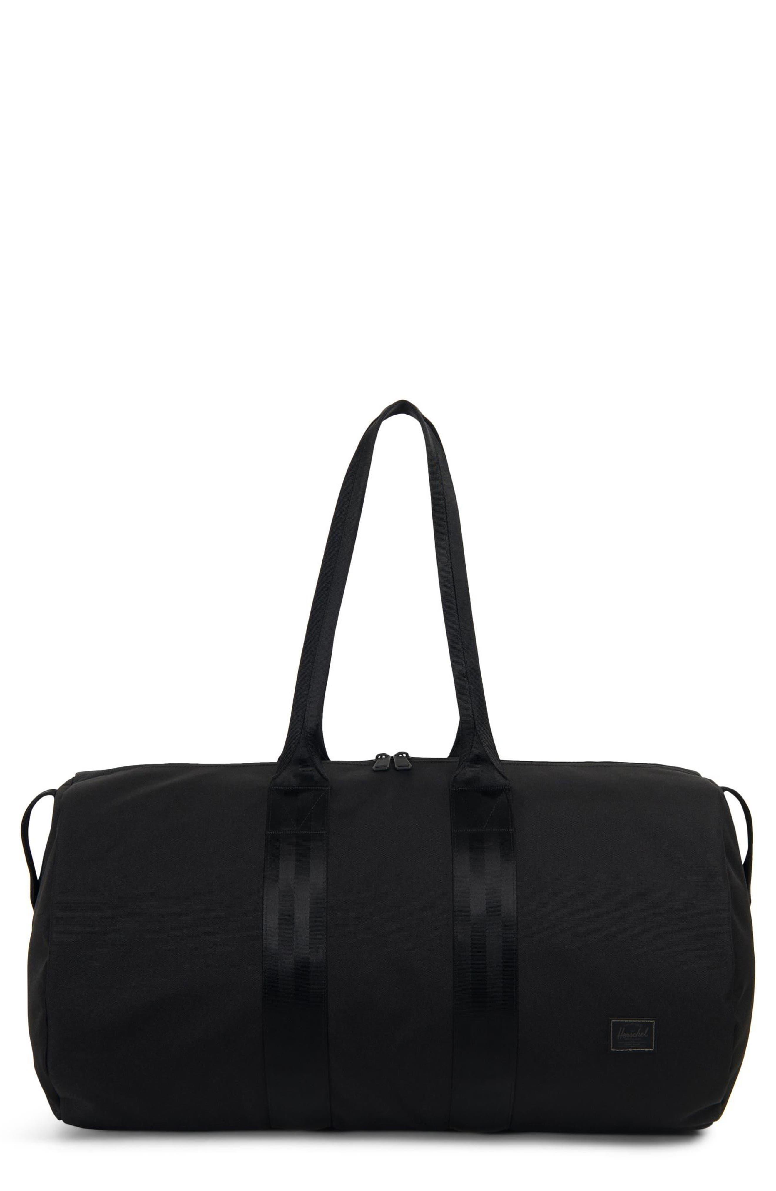 Hayward Duffel Bag,                         Main,                         color, BLACK