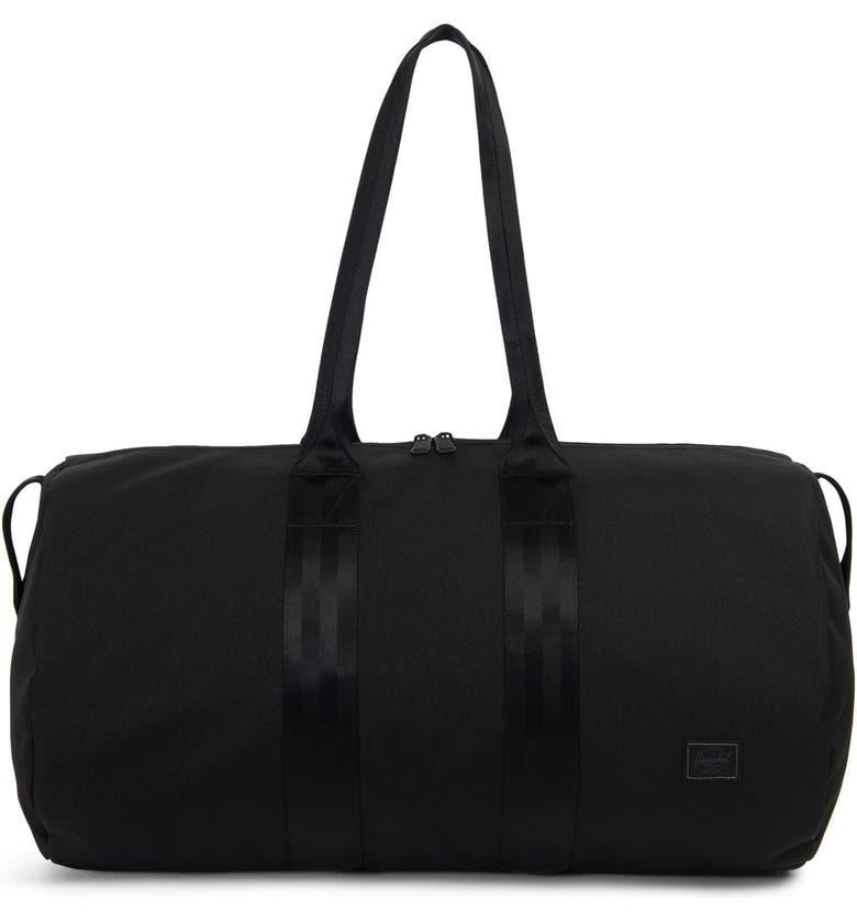 Herschel Supply Co. Hayward Duffel Bag - Black   ModeSens cfa6f07855