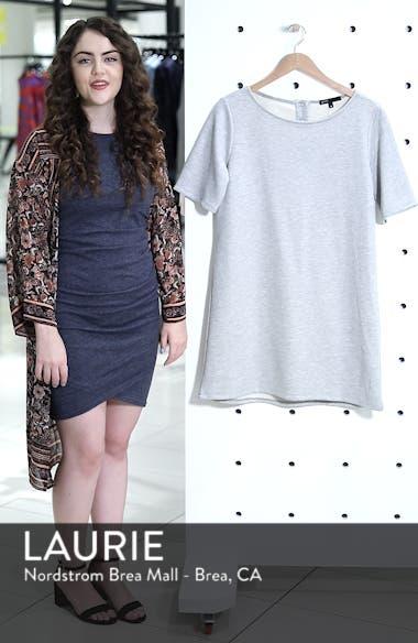 Pleat Back Minidress, sales video thumbnail