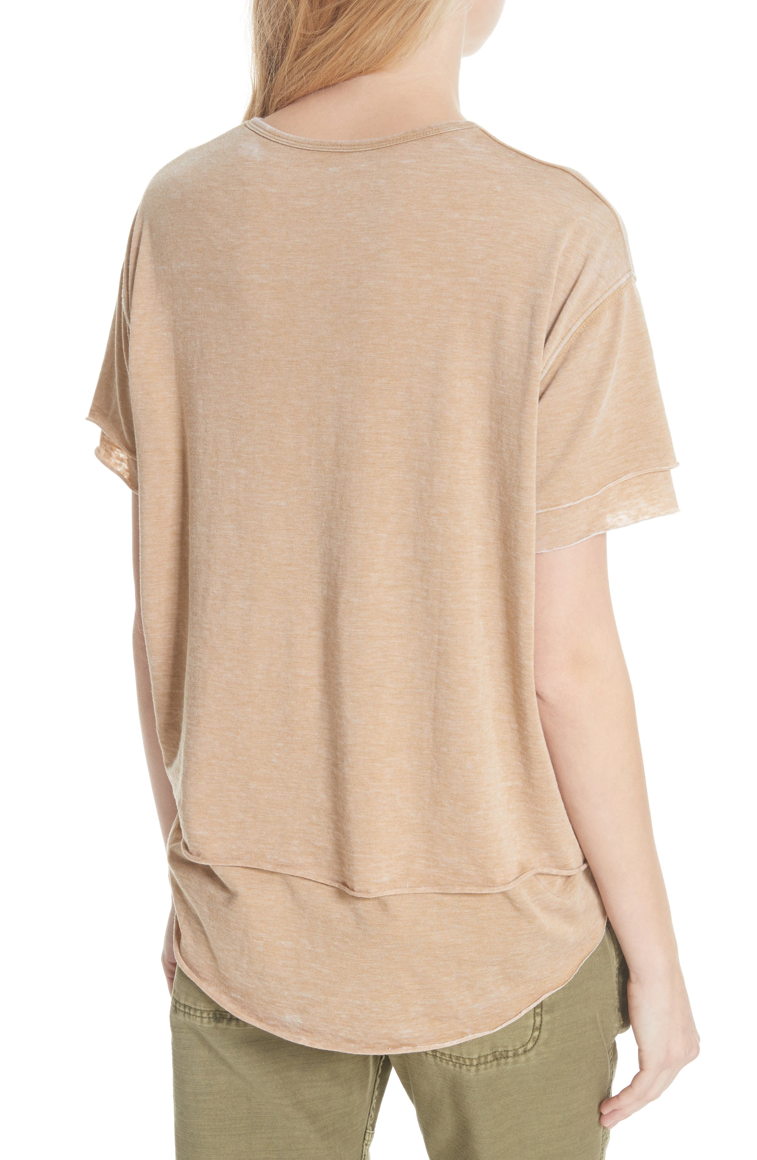 We the Free by Free People Cloud Nine Tee,                             Alternate thumbnail 9, color,