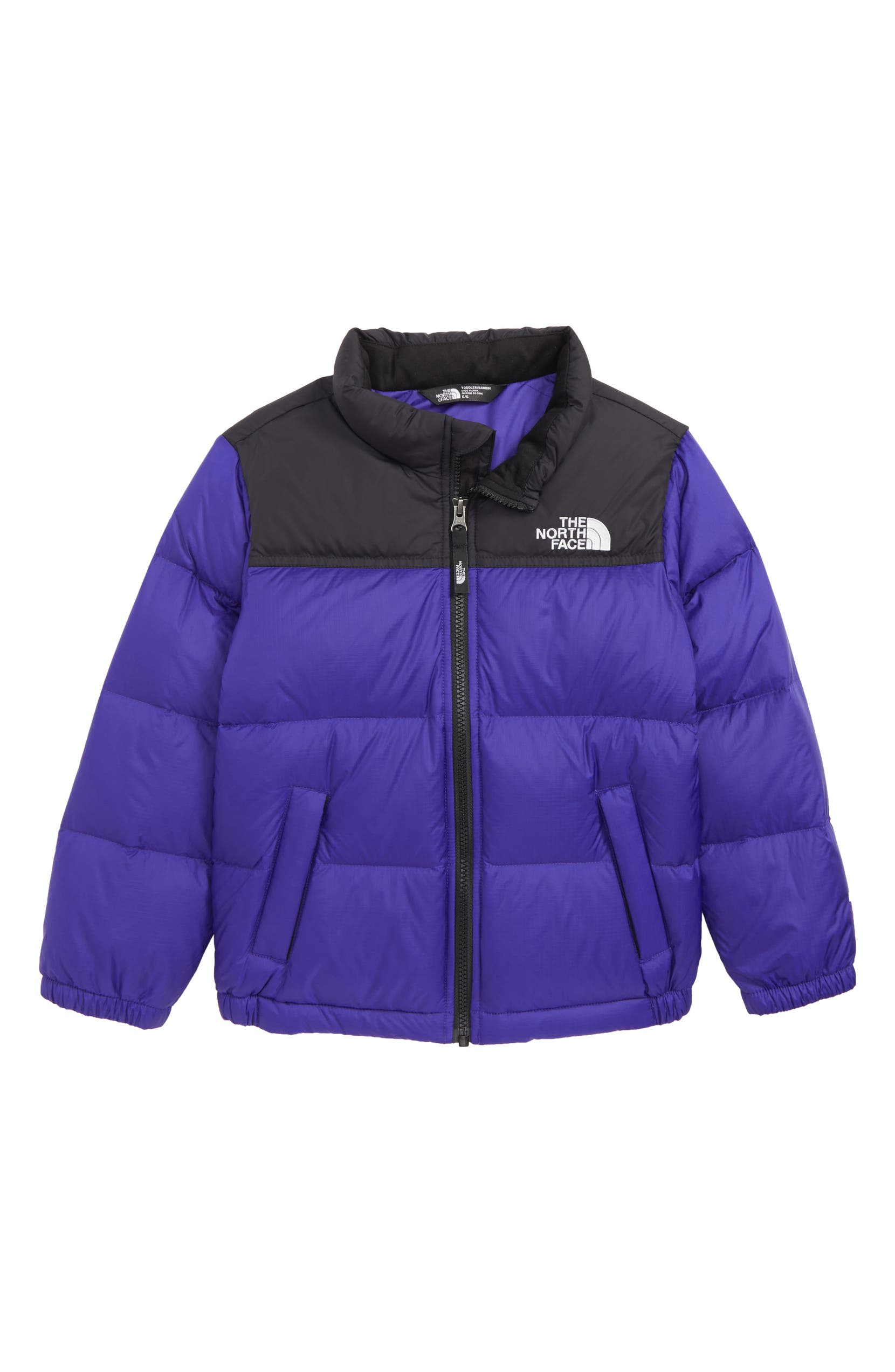 The North Face Nuptse 700 Fill Power Down Jacket (Big Boys)  336cac18d