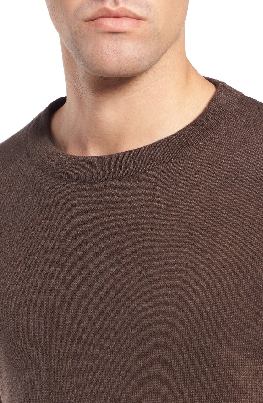 'San Francisco' Crewneck Sweater,                             Alternate thumbnail 4, color,                             245