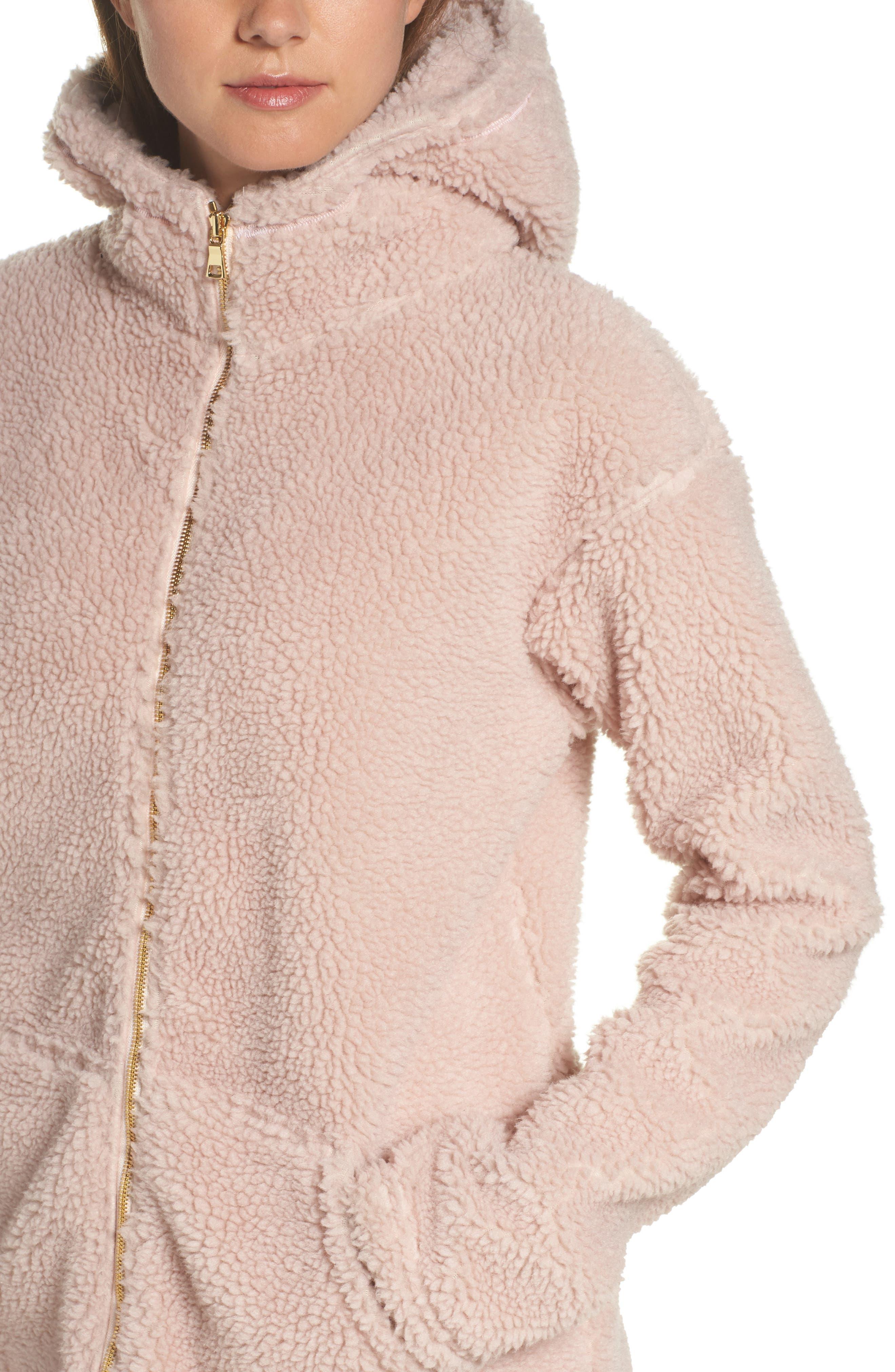 Brea Fleece Jacket,                             Alternate thumbnail 4, color,                             680