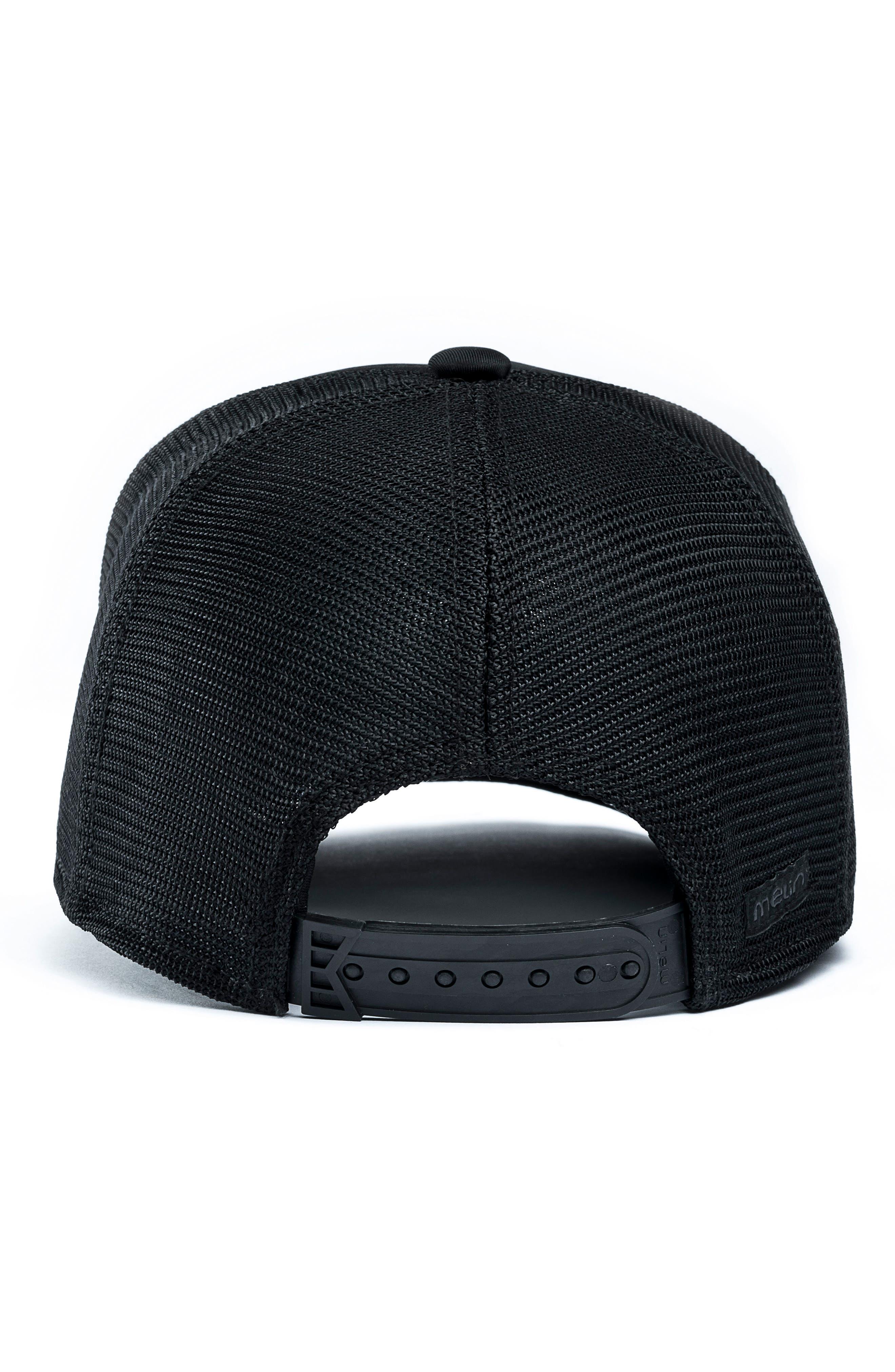 The Marksman Mesh Cap,                             Alternate thumbnail 3, color,                             BLACK