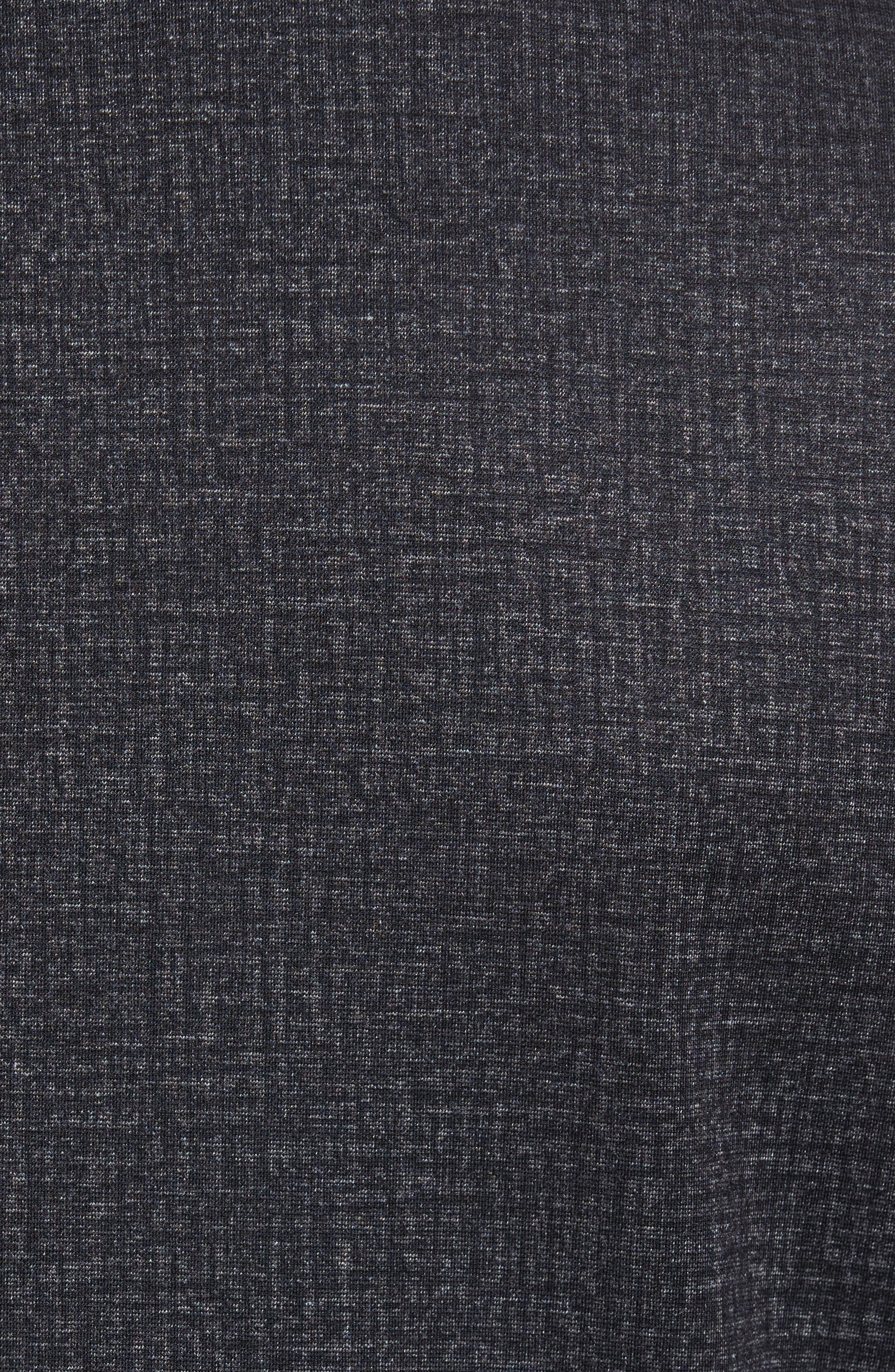 Print Slim Knit Blazer,                             Alternate thumbnail 6, color,                             025
