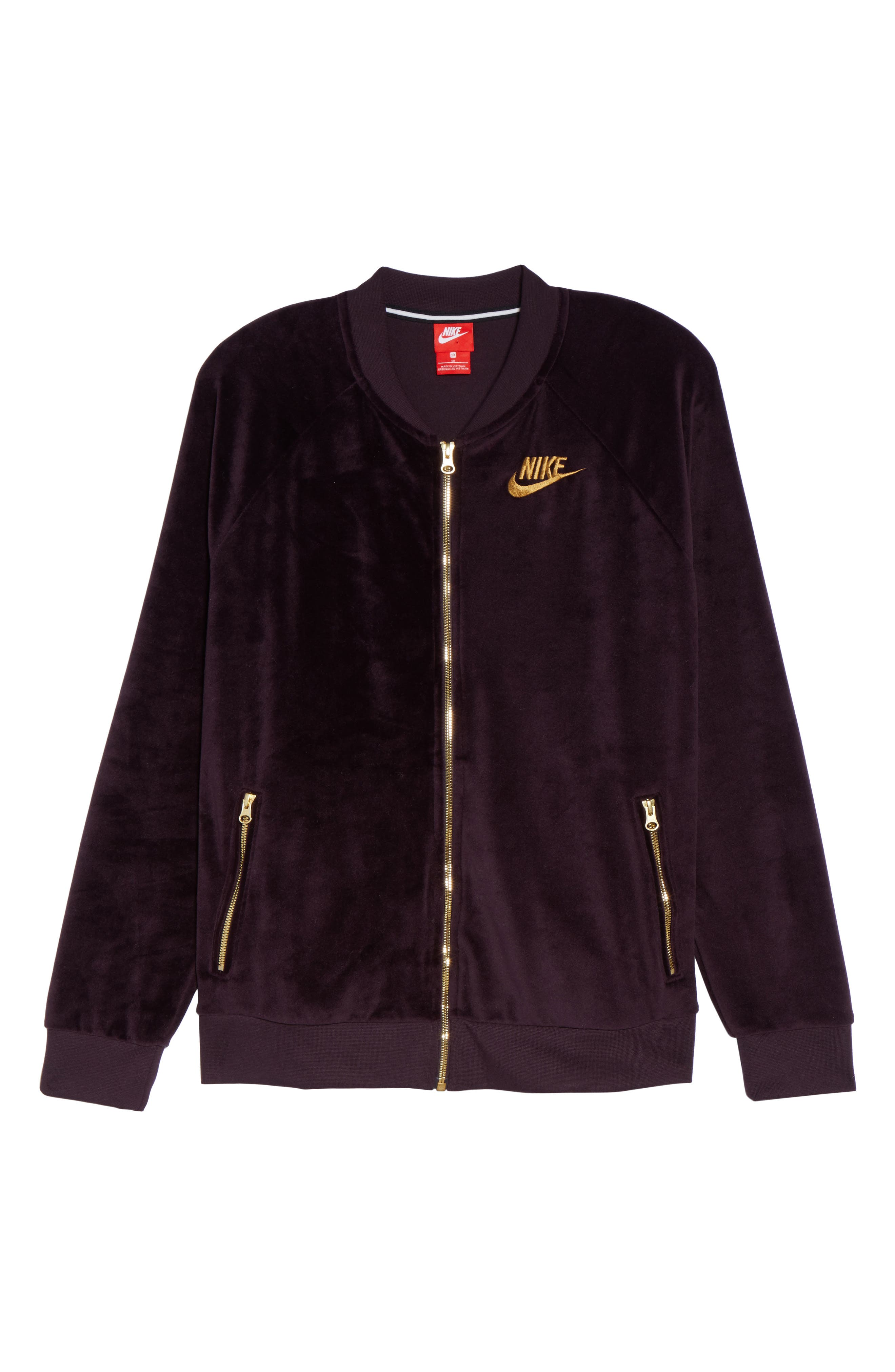 Velour Jacket,                             Alternate thumbnail 13, color,