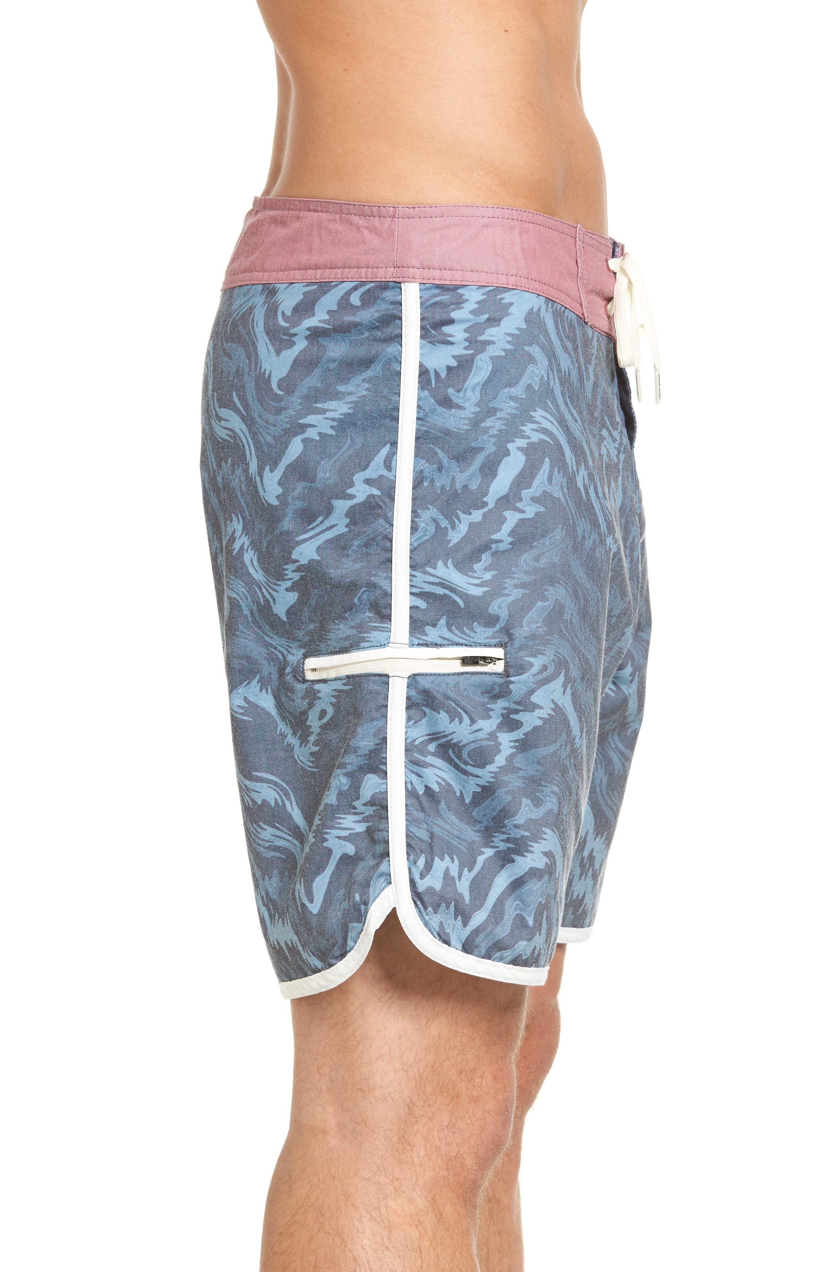 Ripple Board Shorts,                             Alternate thumbnail 4, color,                             400