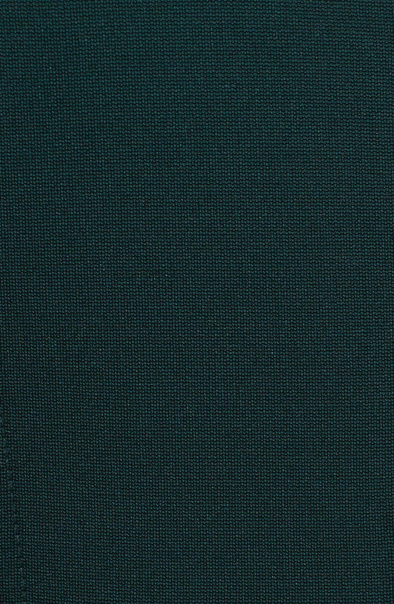 Valentina Scuba Knit A-Line Dress,                             Alternate thumbnail 10, color,