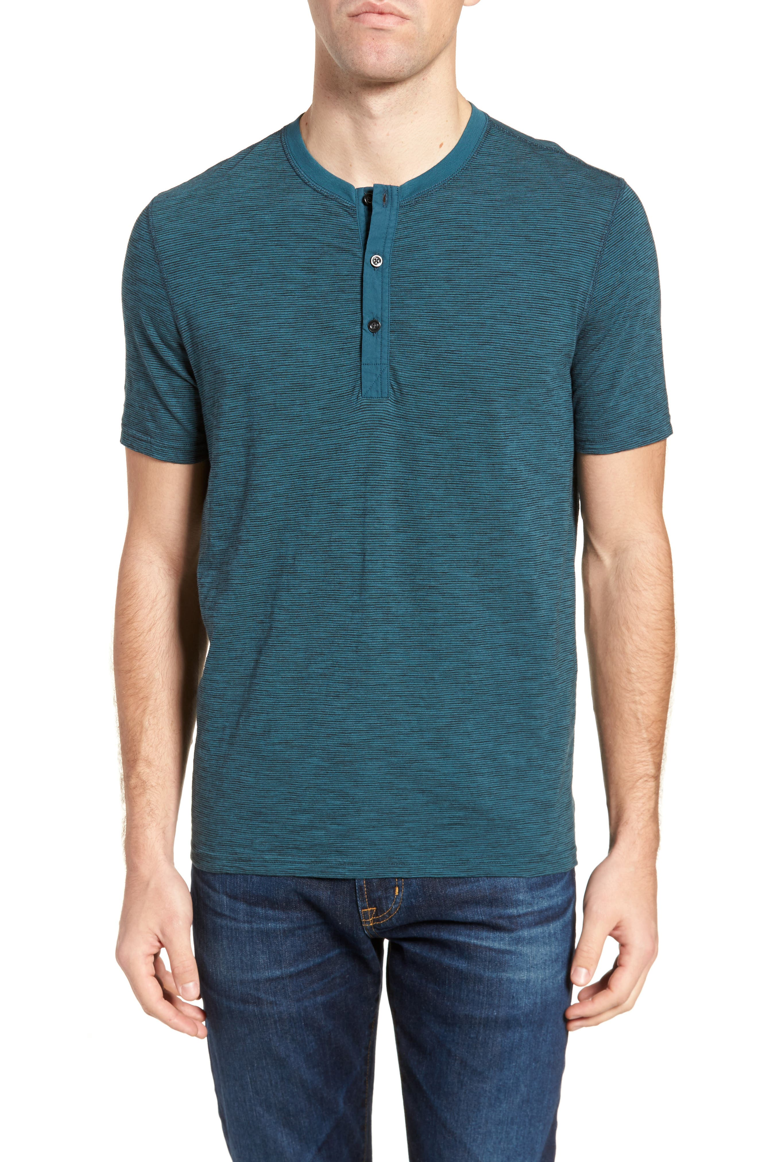 Garment Dyed Henley,                             Main thumbnail 1, color,                             427