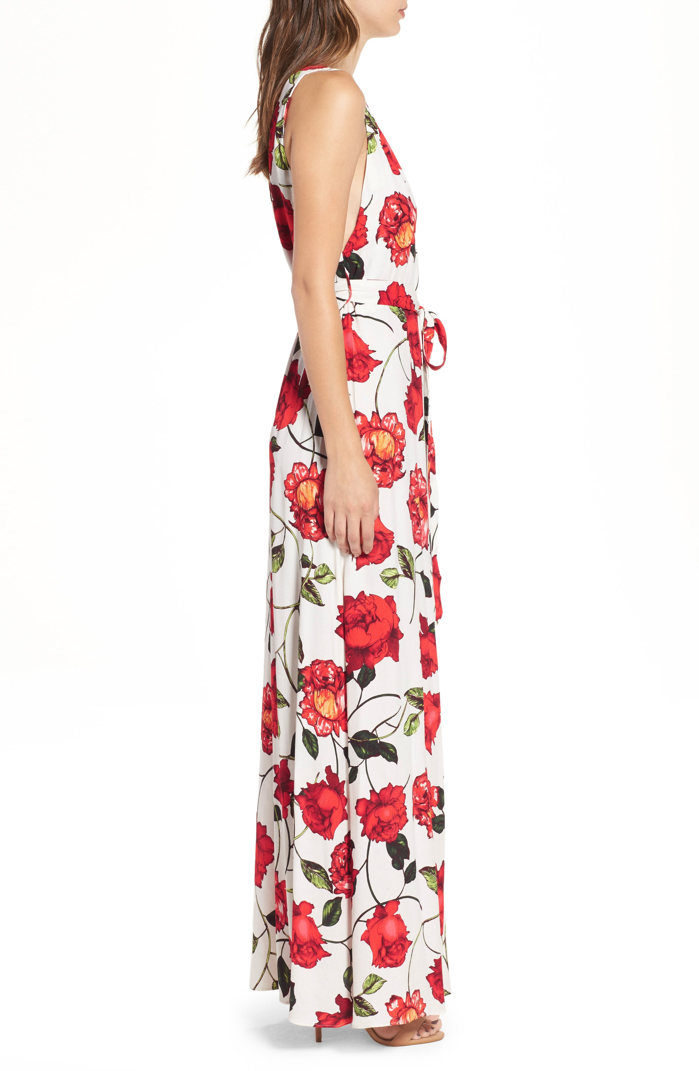 Rowan Maxi Dress,                             Alternate thumbnail 9, color,