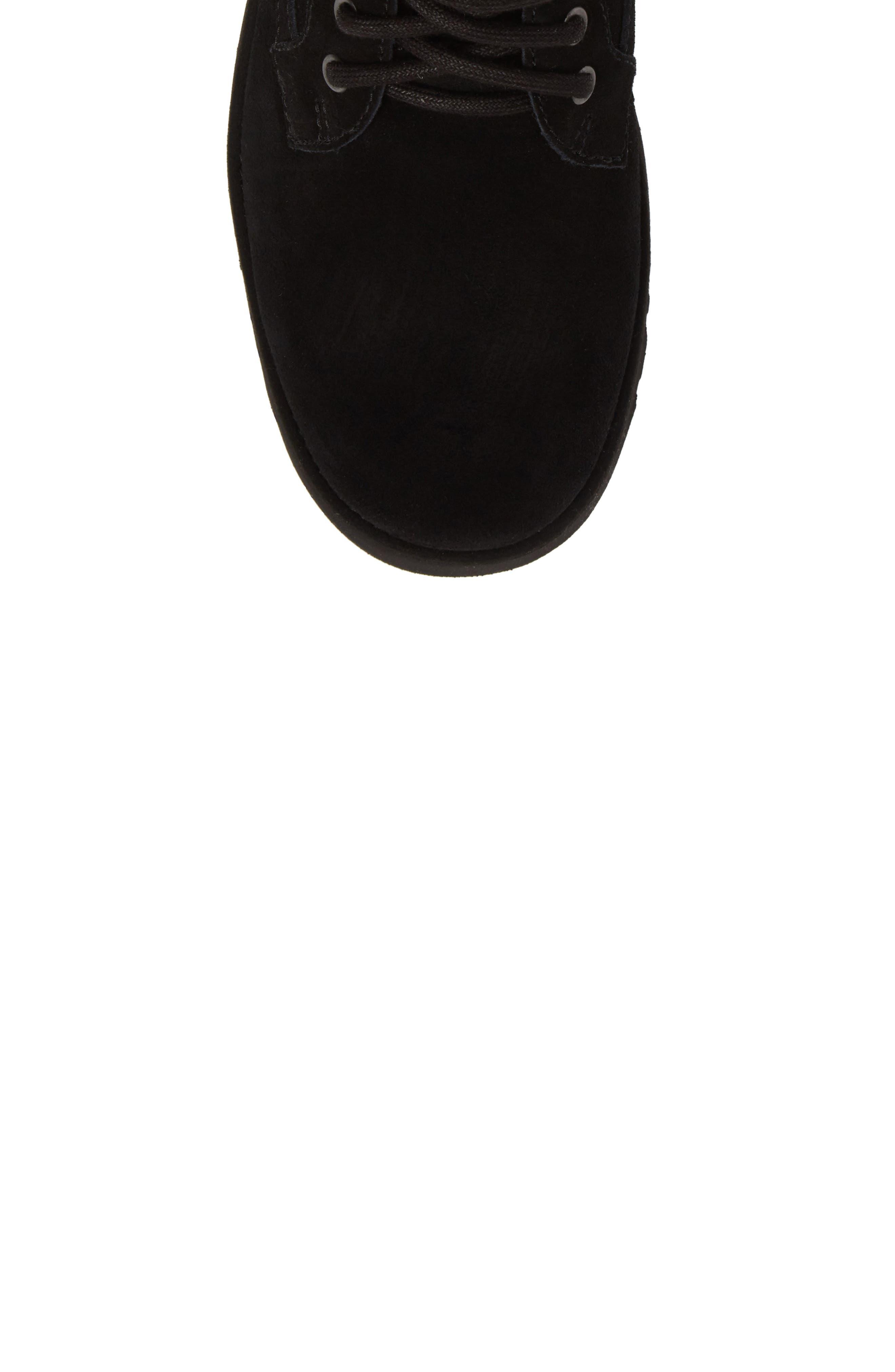 Banan Water-Resistant Genuine Shearling Boot,                             Alternate thumbnail 9, color,