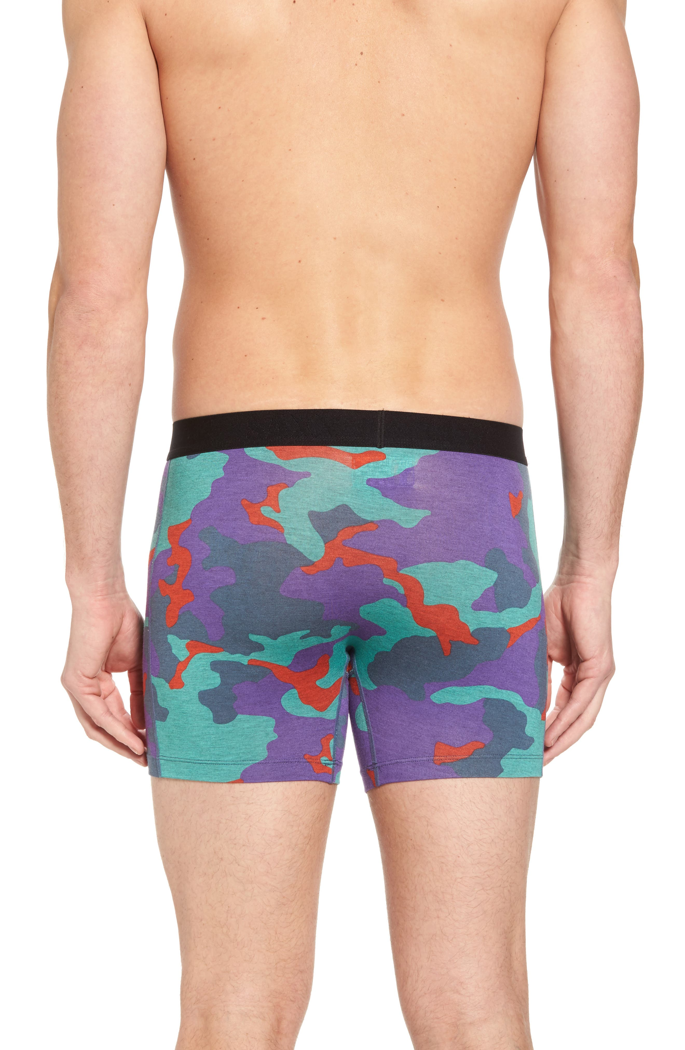 Vibe Stretch Boxer Briefs,                             Alternate thumbnail 2, color,                             521
