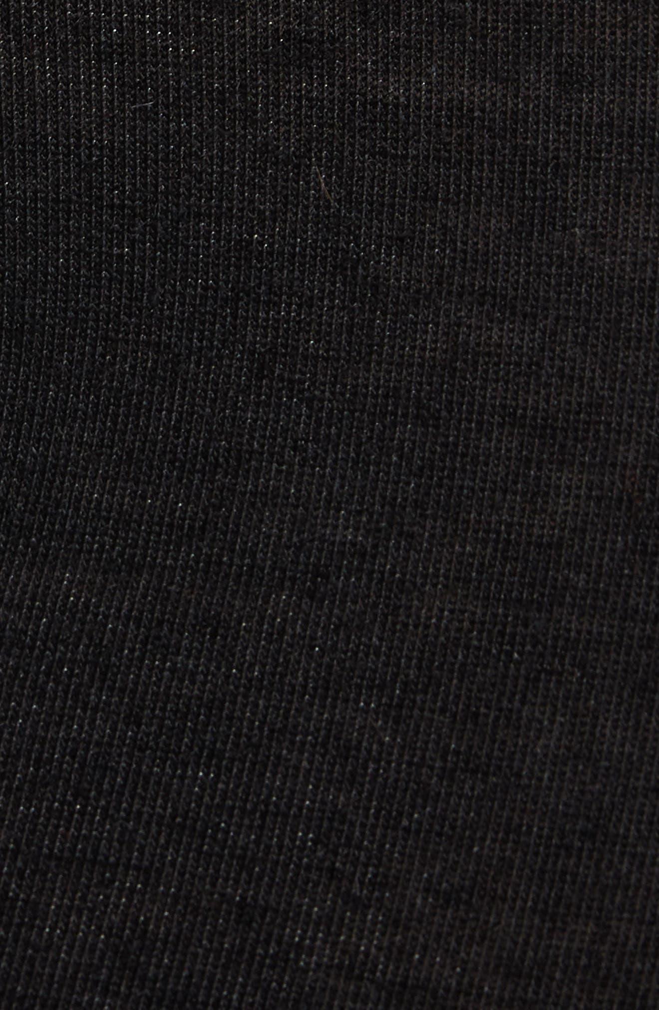 Anatomica Zone Long Boxers,                             Alternate thumbnail 5, color,                             BLACK/ WHITE