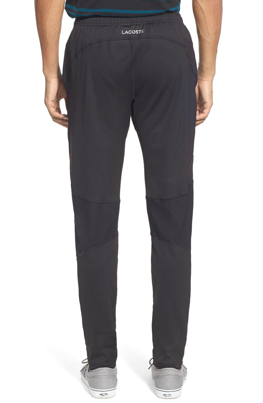 'Sport' Ultra Dry Stretch Performance Track Pants,                             Alternate thumbnail 2, color,                             001