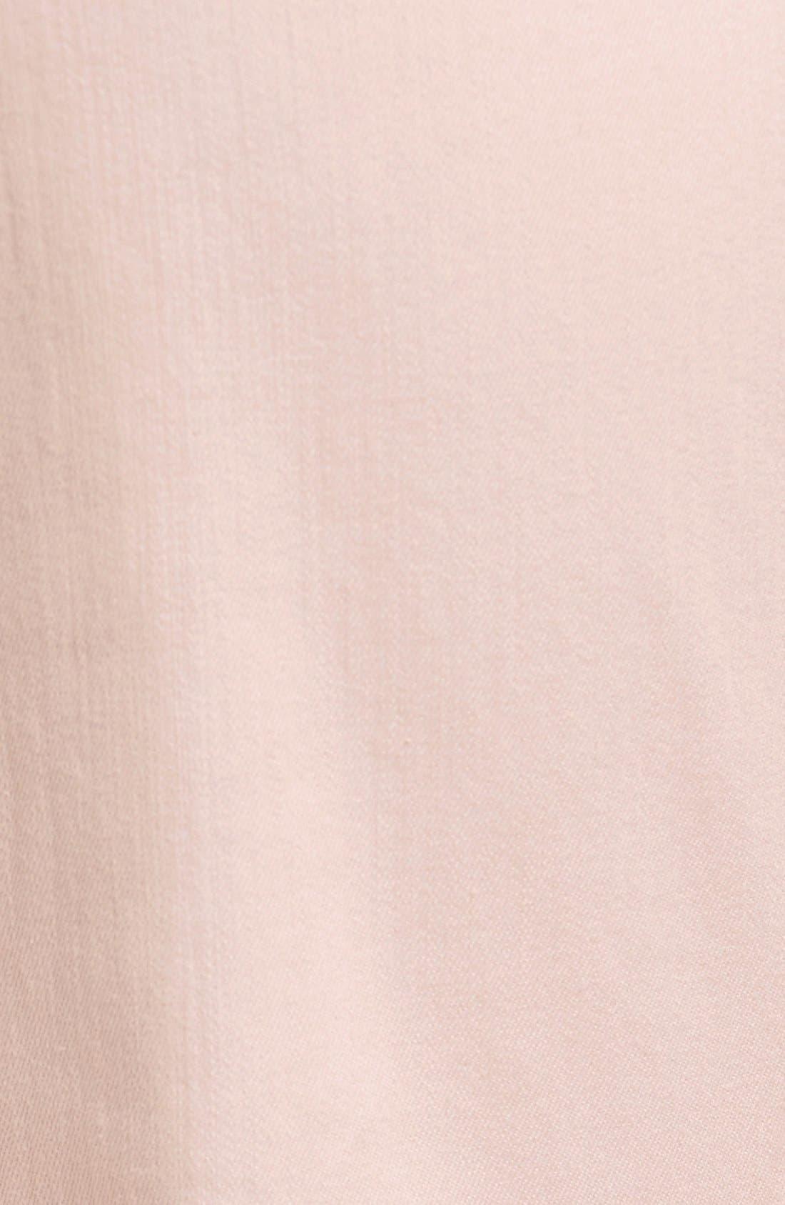 'Dayla' Colored Wide Cuff Capri Jeans,                             Alternate thumbnail 28, color,