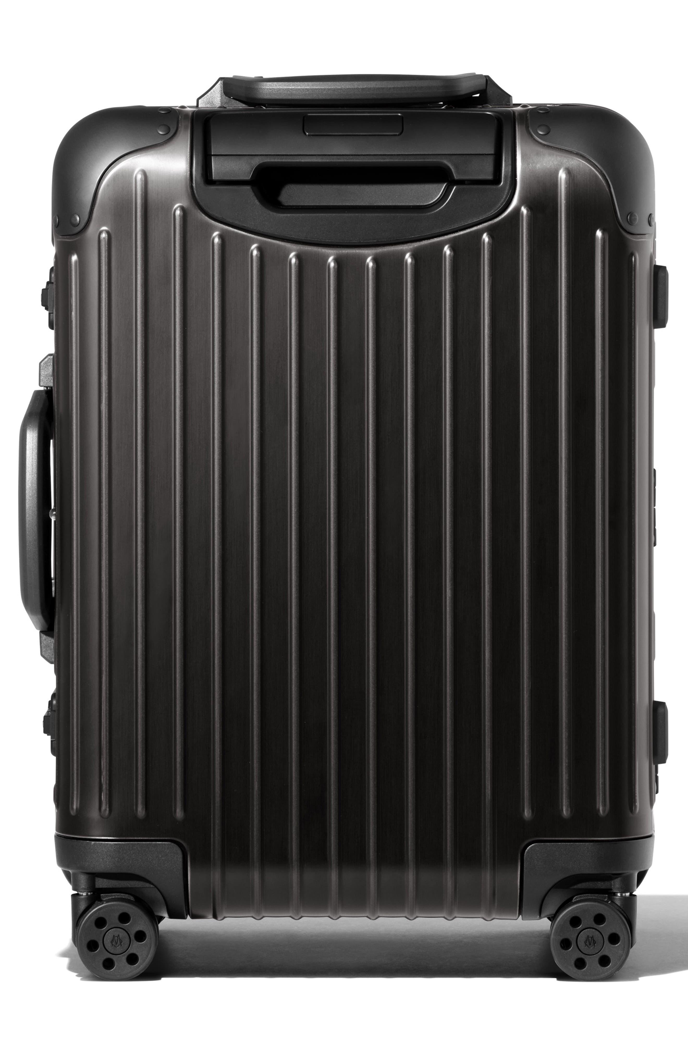Original Cabin 22-Inch Packing Case,                             Alternate thumbnail 3, color,                             BLACK