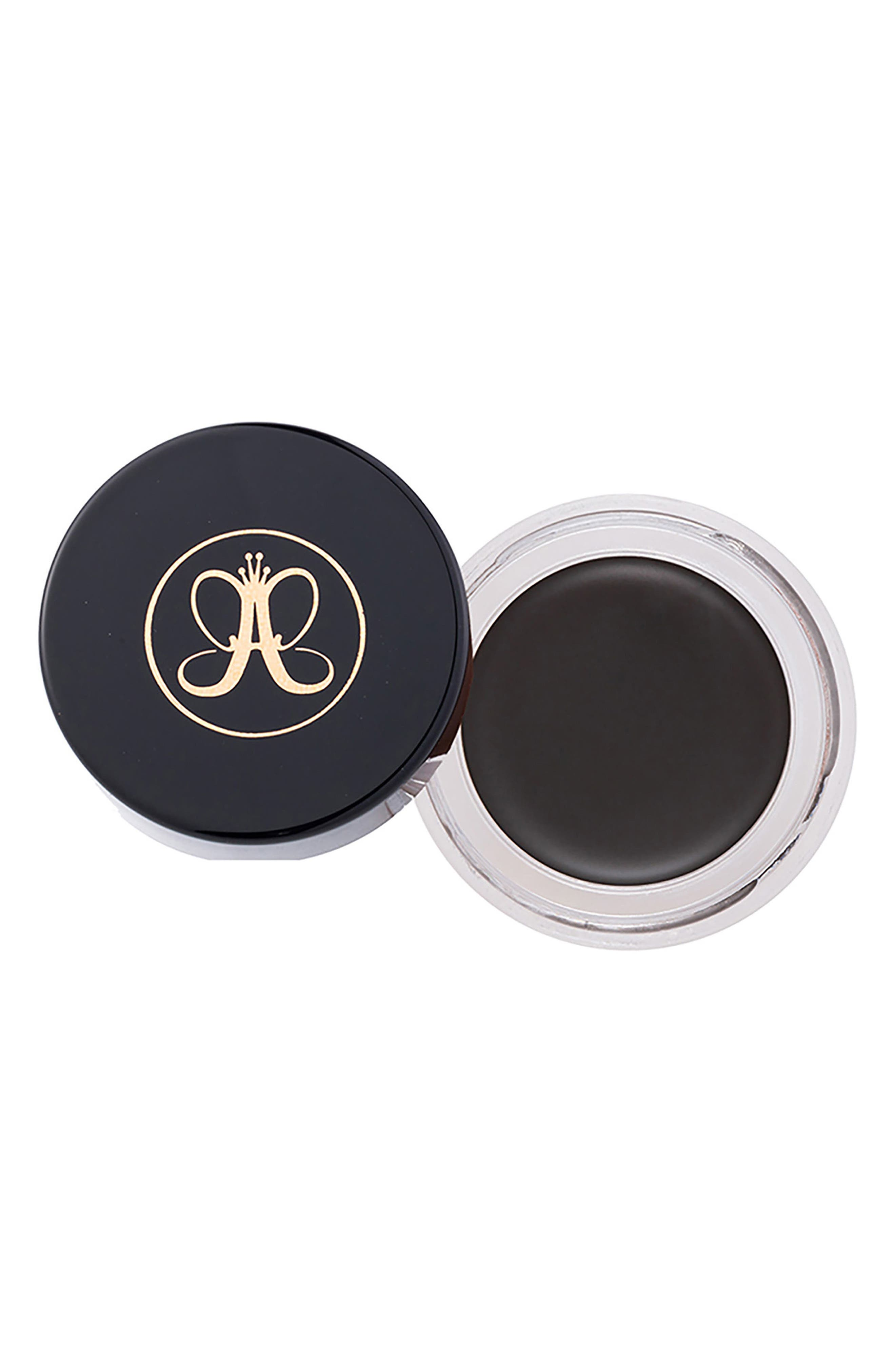 ANASTASIA BEVERLY HILLS,                             Dipbrow Pomade<sup>®</sup> Waterproof Brow Color,                             Main thumbnail 1, color,                             GRANITE