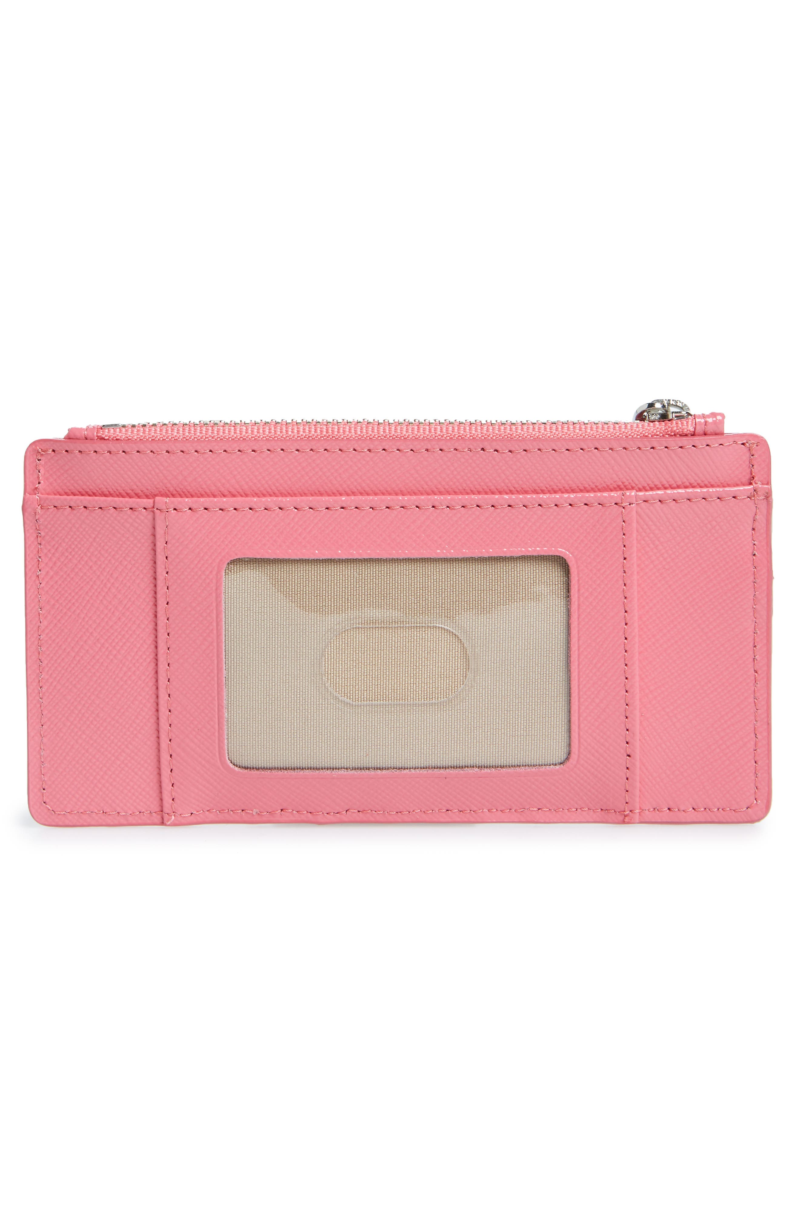 Leather Card Case,                             Alternate thumbnail 9, color,