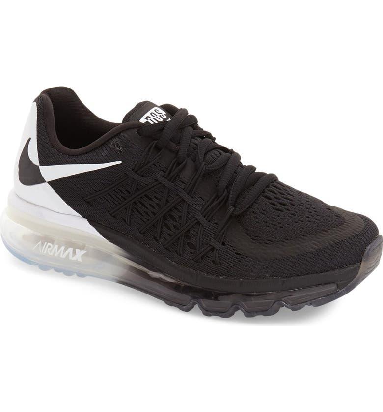free shipping 398ea 030c7 NIKE Air Max 2015 DOS Running Shoe, Main, color, ...