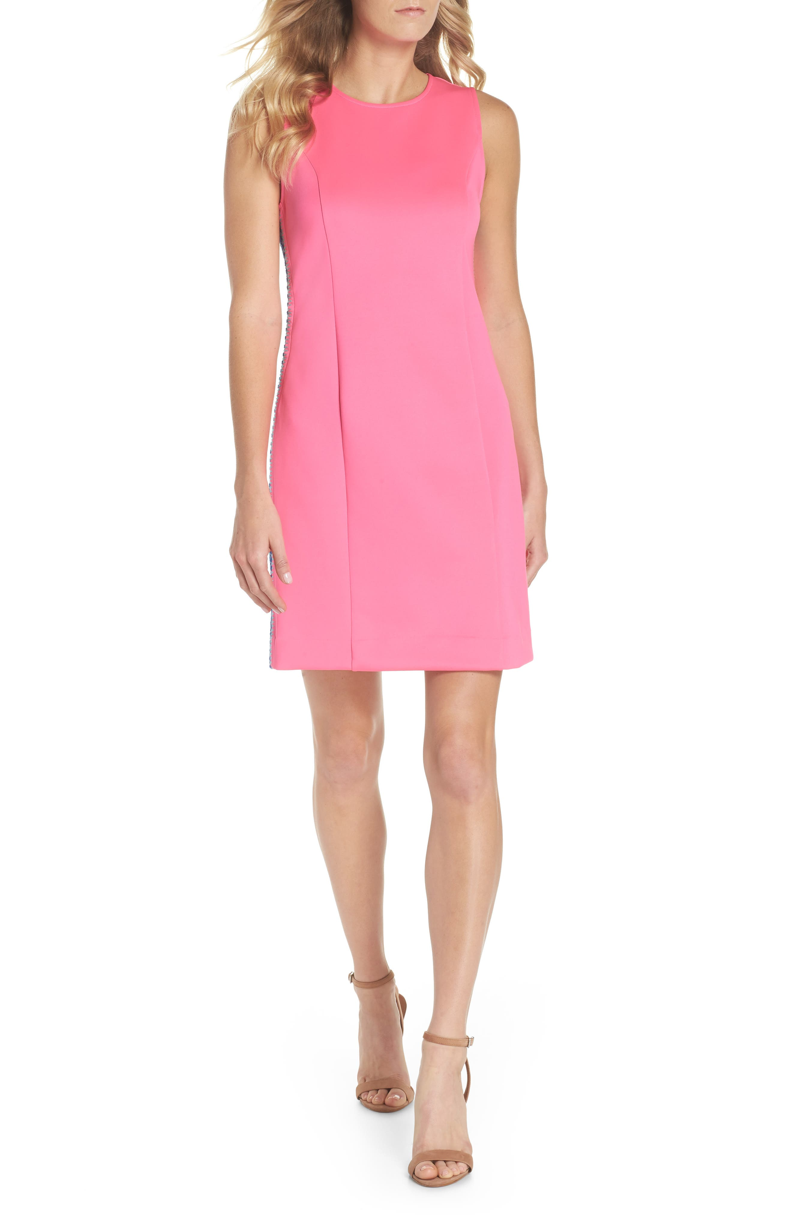 LILLY PULITZER<SUP>®</SUP>,                             Mila Sheath Dress,                             Alternate thumbnail 5, color,                             650