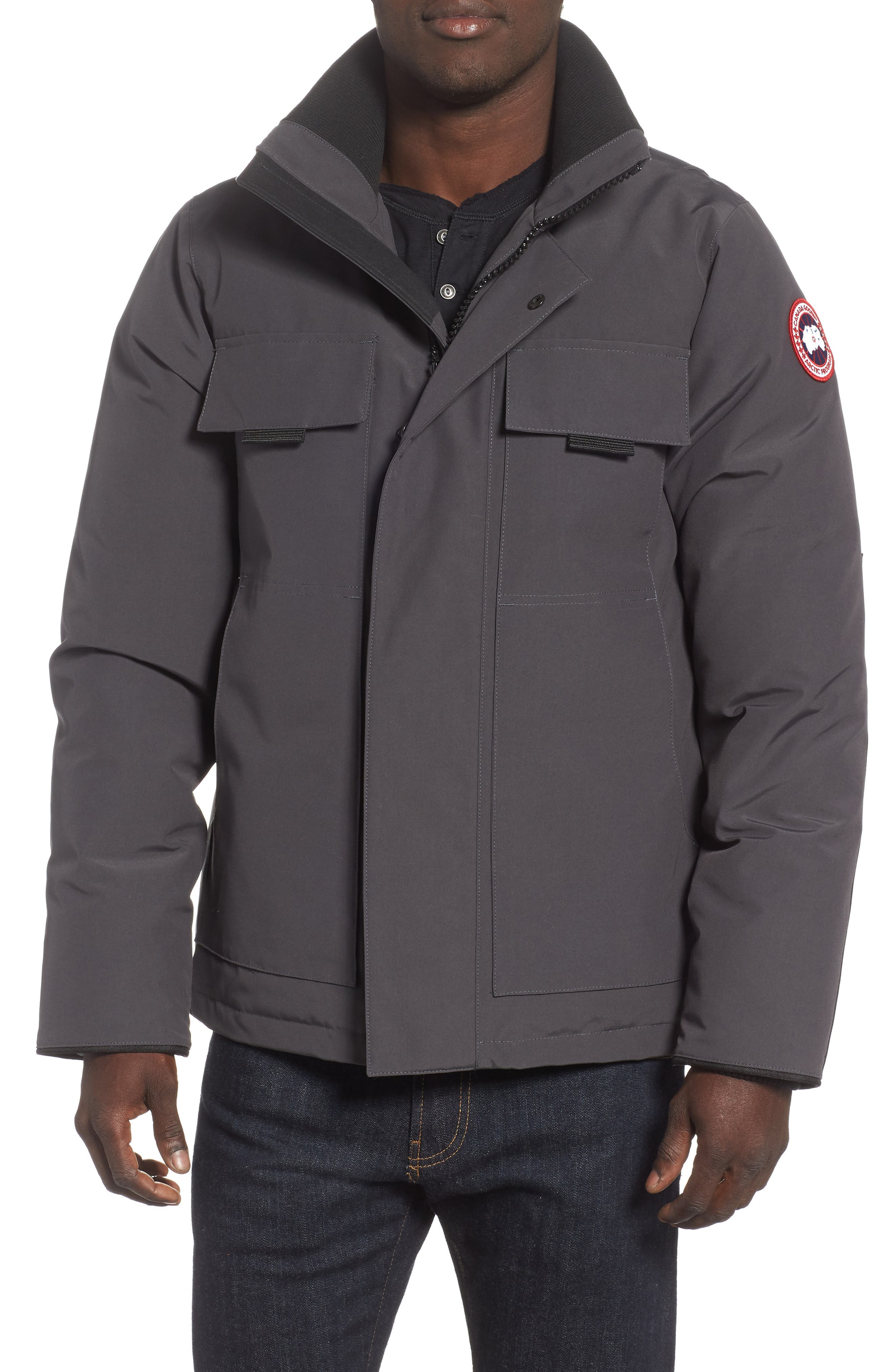 Canada Goose Forester Slim Fit Jacket, Grey