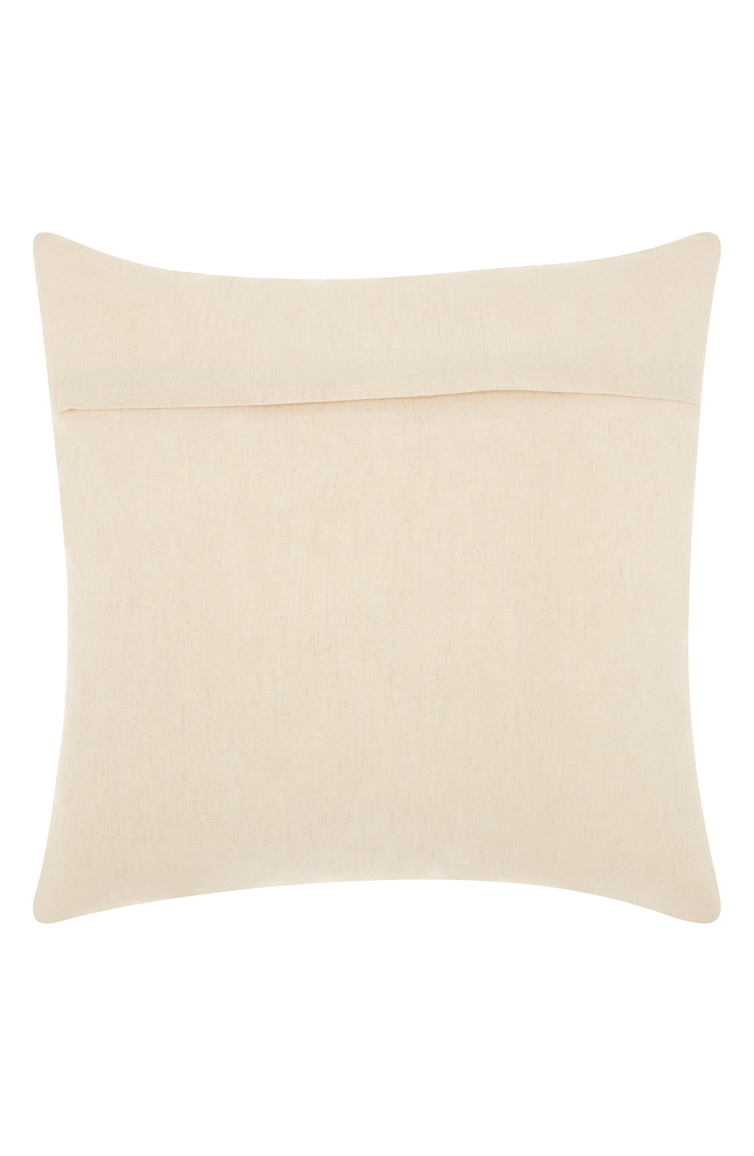 Snow Leopard Scarf Accent Pillow,                             Alternate thumbnail 2, color,