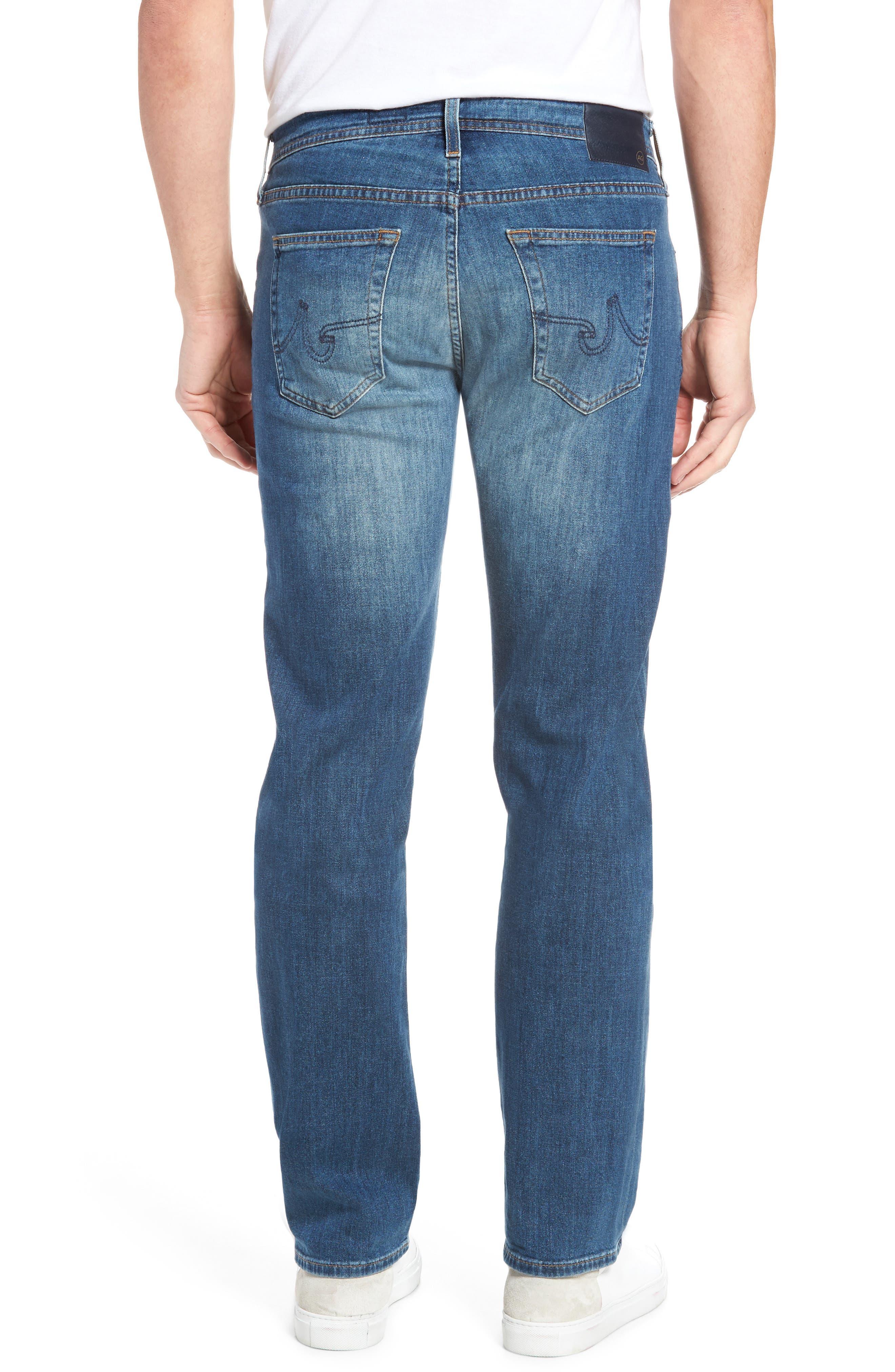 AG,                             Protégé Relaxed Fit Jeans,                             Alternate thumbnail 2, color,                             433