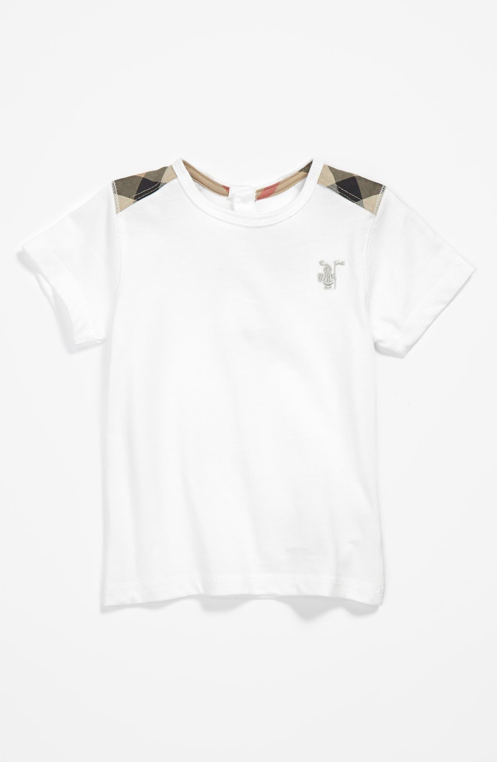 362ebecb286a Burberry  Lencel  T-Shirt (Toddler Boys)   Nordstrom