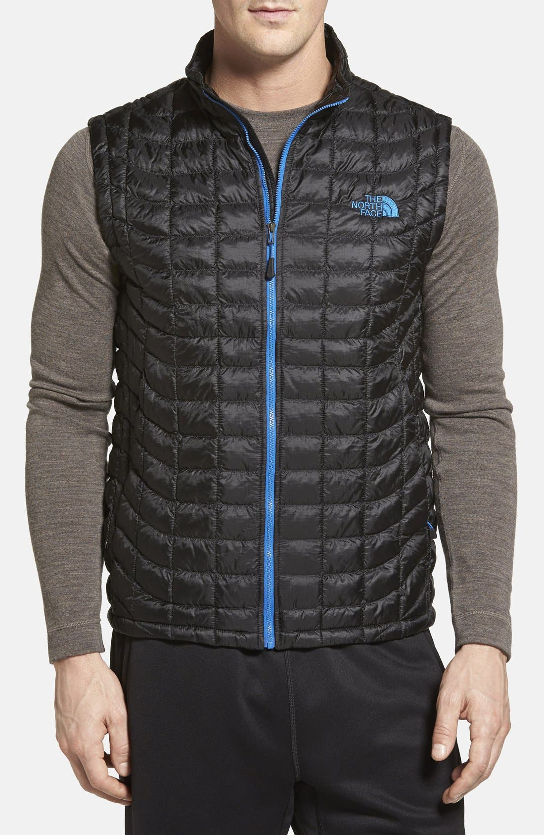 'ThermoBall<sup>™</sup>' Packable PrimaLoft<sup>®</sup> Vest,                             Main thumbnail 9, color,