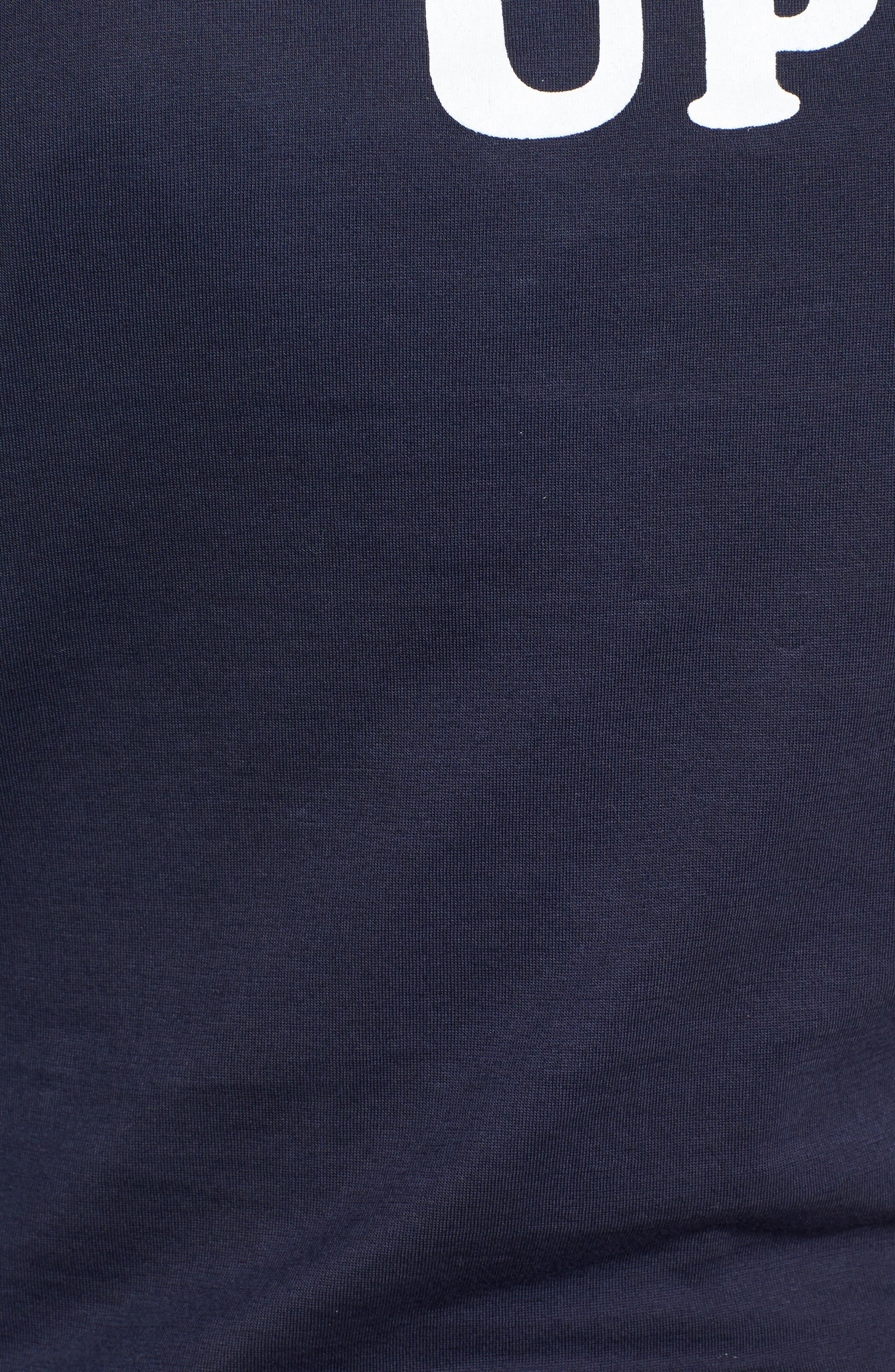 Short Sleeve Cotton Tee,                             Alternate thumbnail 59, color,