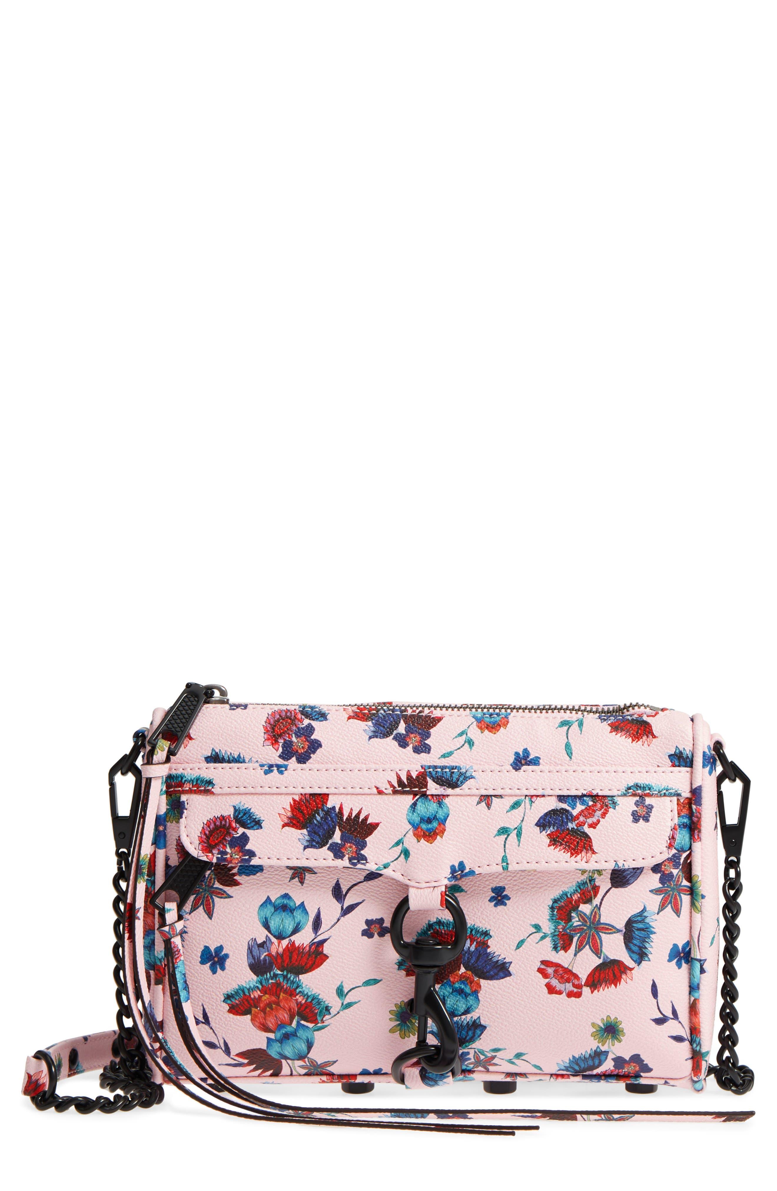 Mini MAC Convertible Crossbody Bag,                             Main thumbnail 2, color,