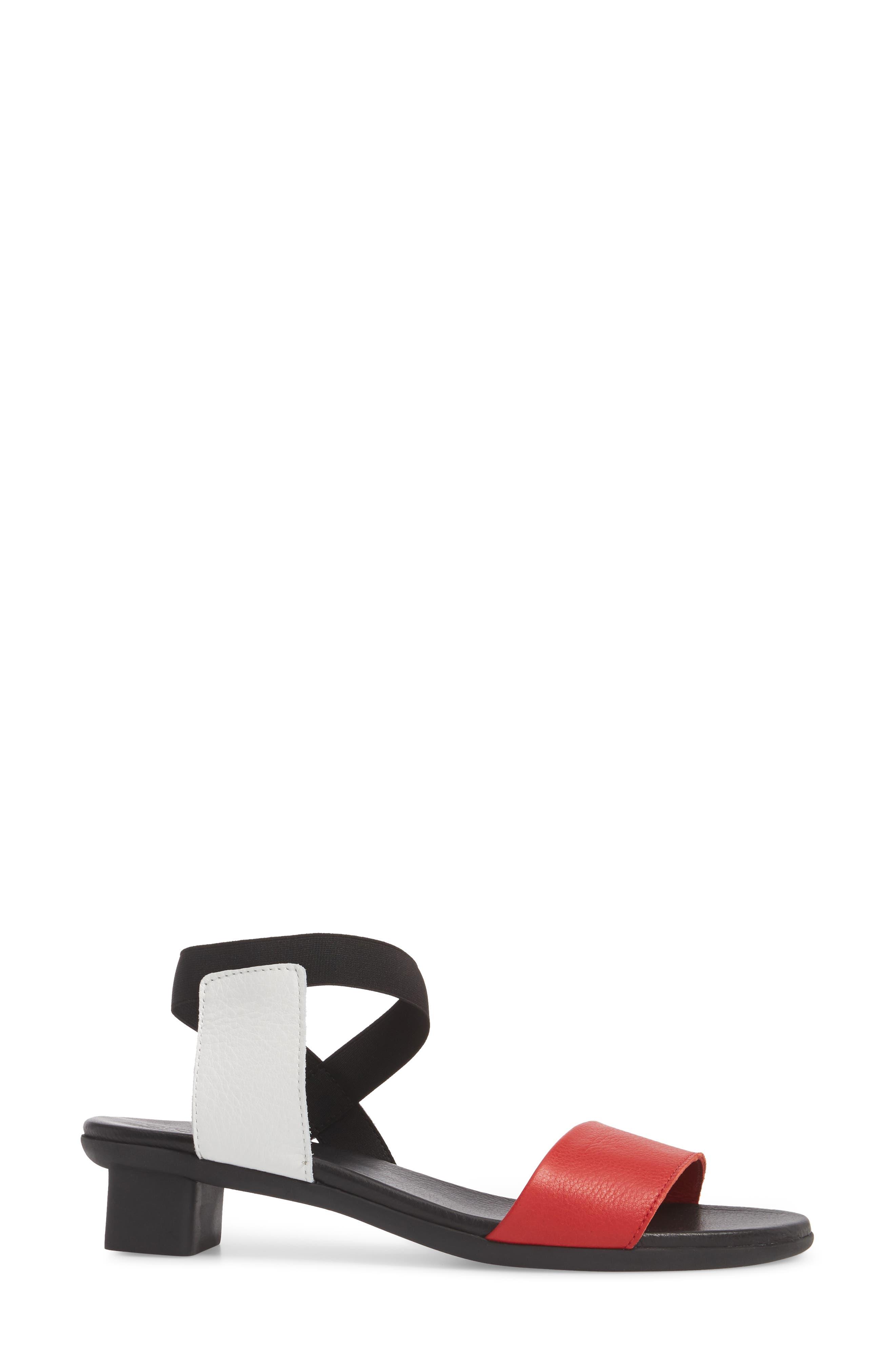 Obiaze Sandal,                             Alternate thumbnail 3, color,                             611